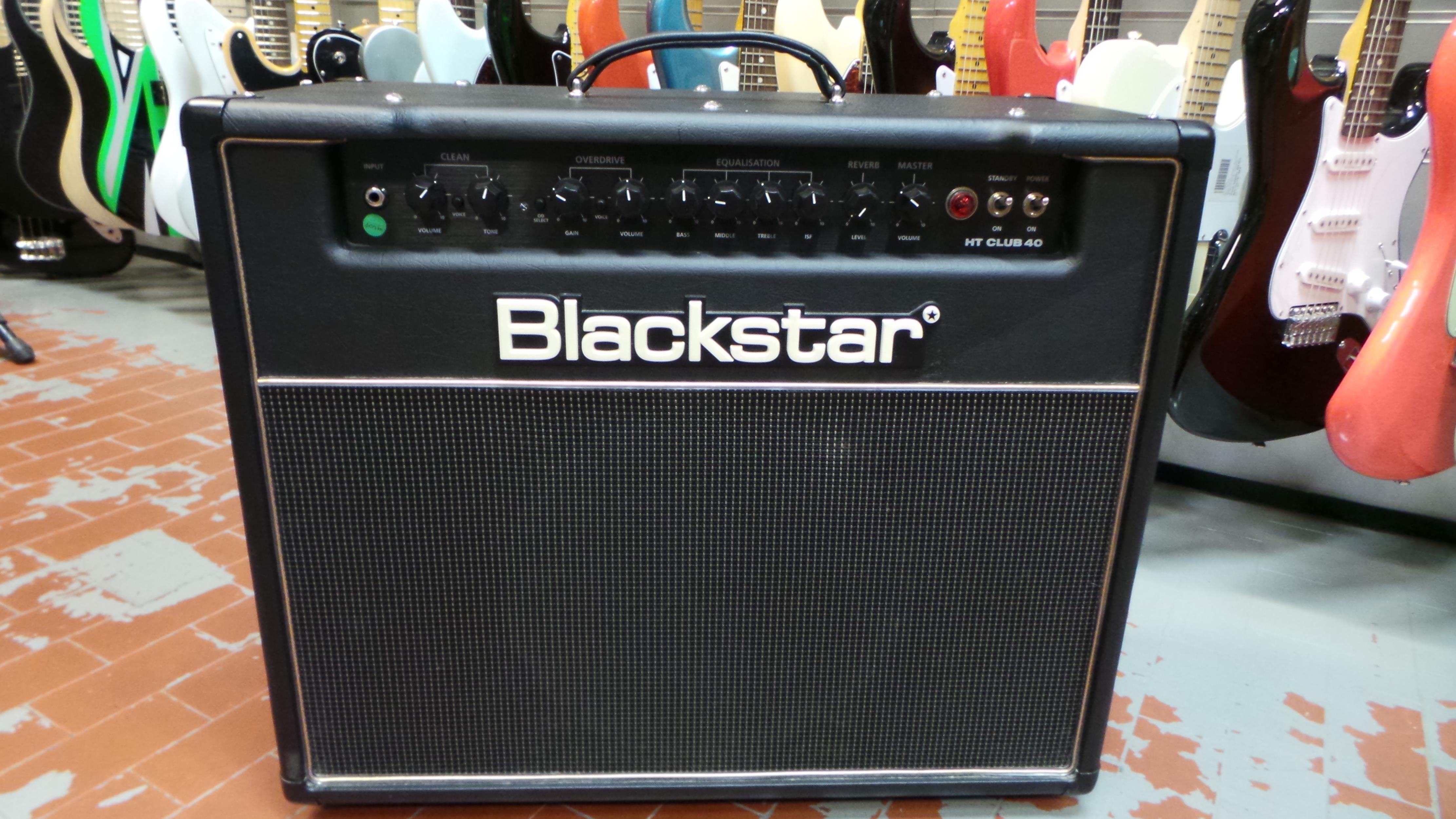 BLACKSTAR HT40 COMBO ..