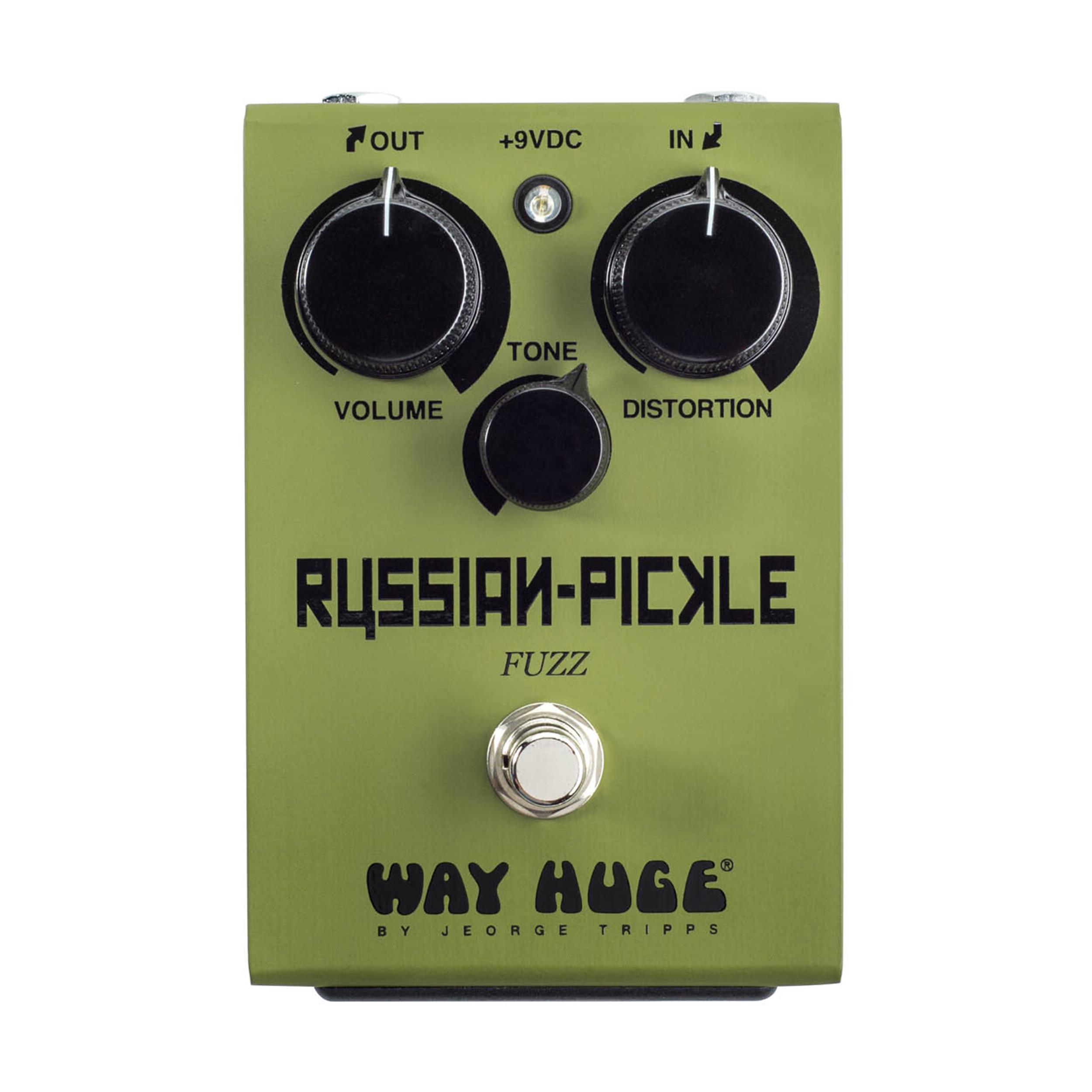 WAY HUGE WM42 SMALLS RUSSIAN PICKLE FUZZ
