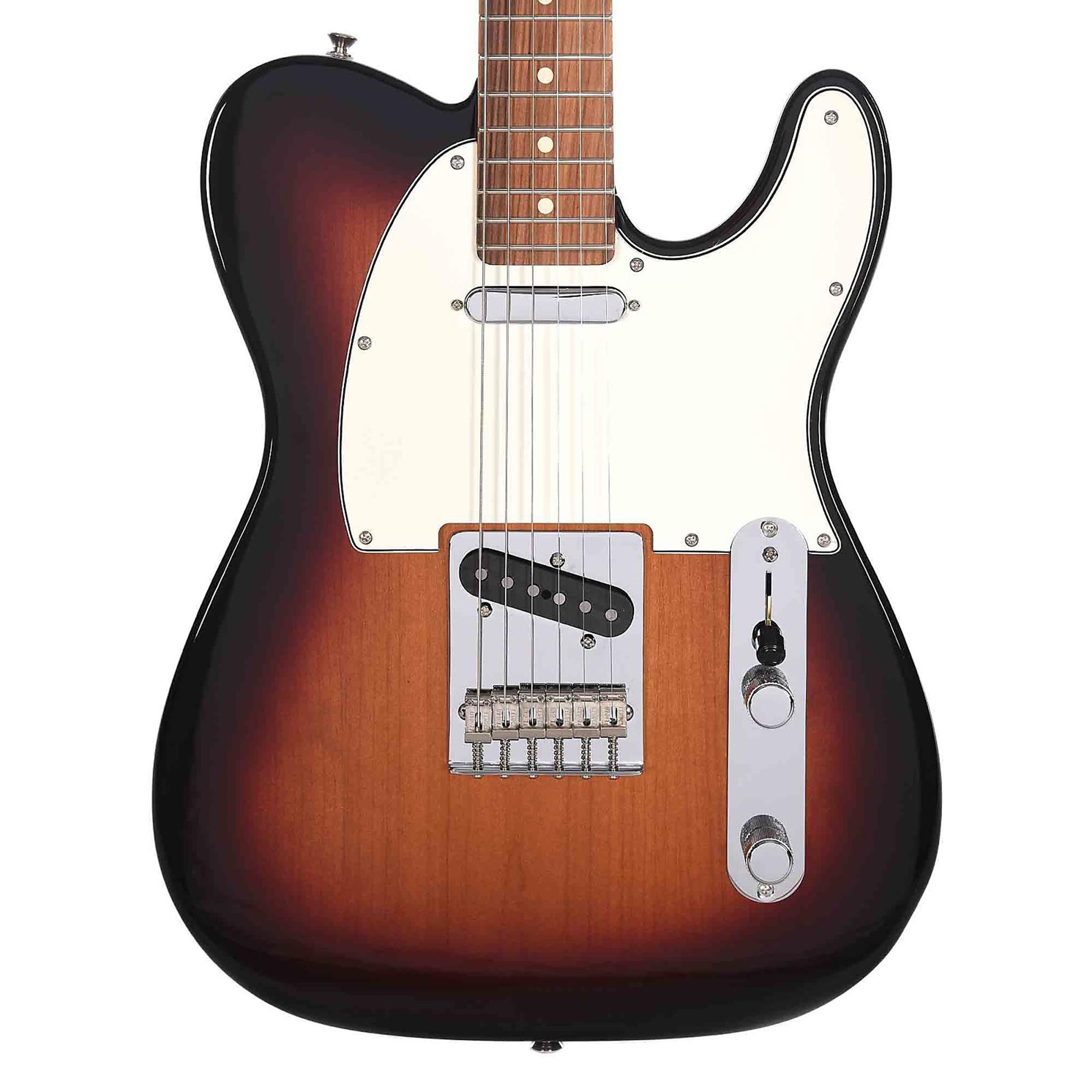 FENDER Player Telecaster PF 3-Color Sunburst 0145213500