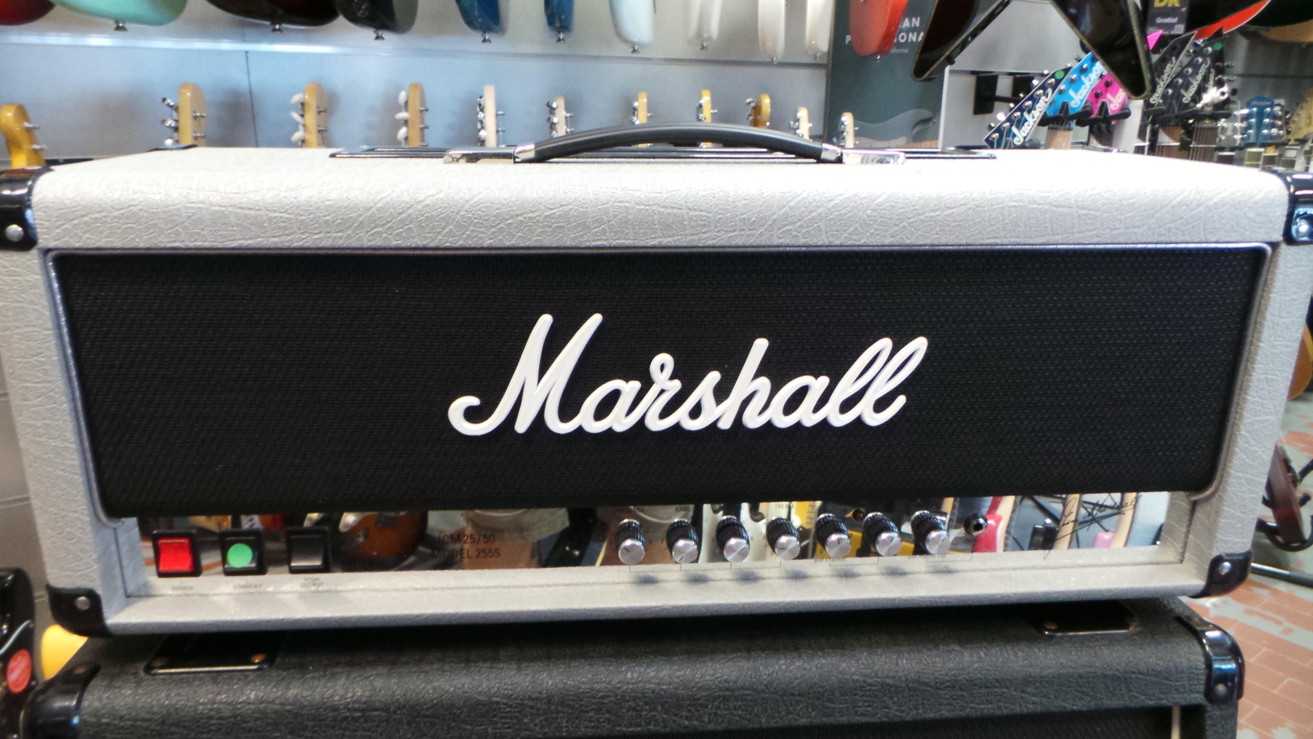 MARSHALL 2555X SILVER JUBILEE ..