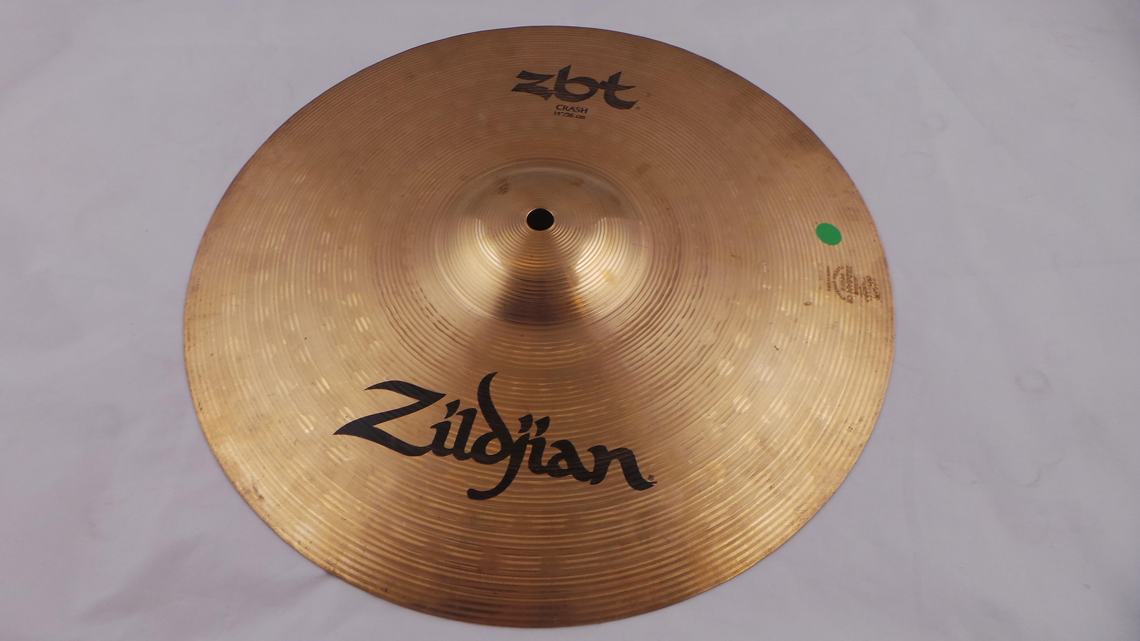 ZILDJIAN ZBT CRASH 14 . - Batterie / Percussioni Piatti - Crash