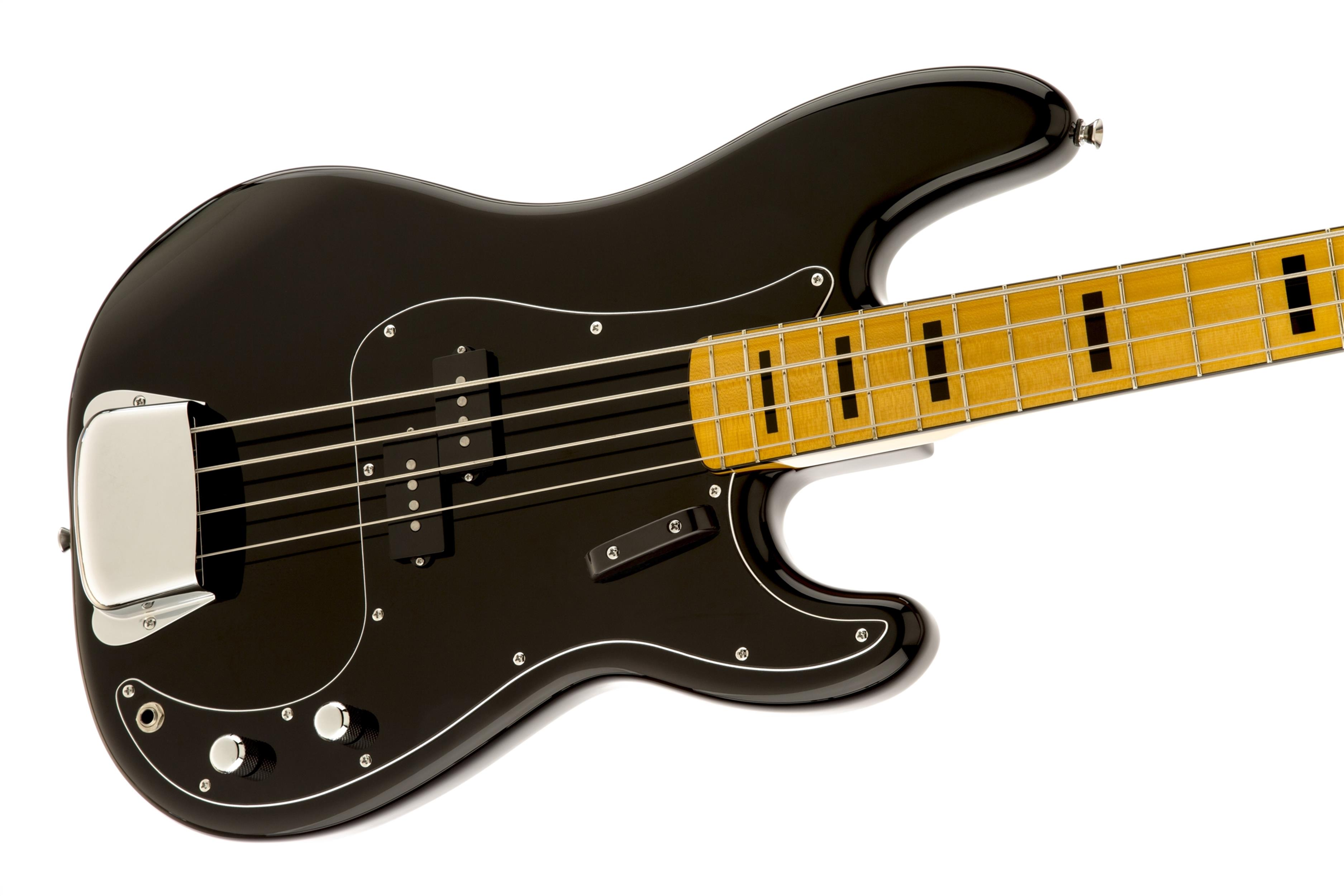 SQUIER CLASSIC VIBE 70 S PRECISION BASS MN BLK - 0303090506