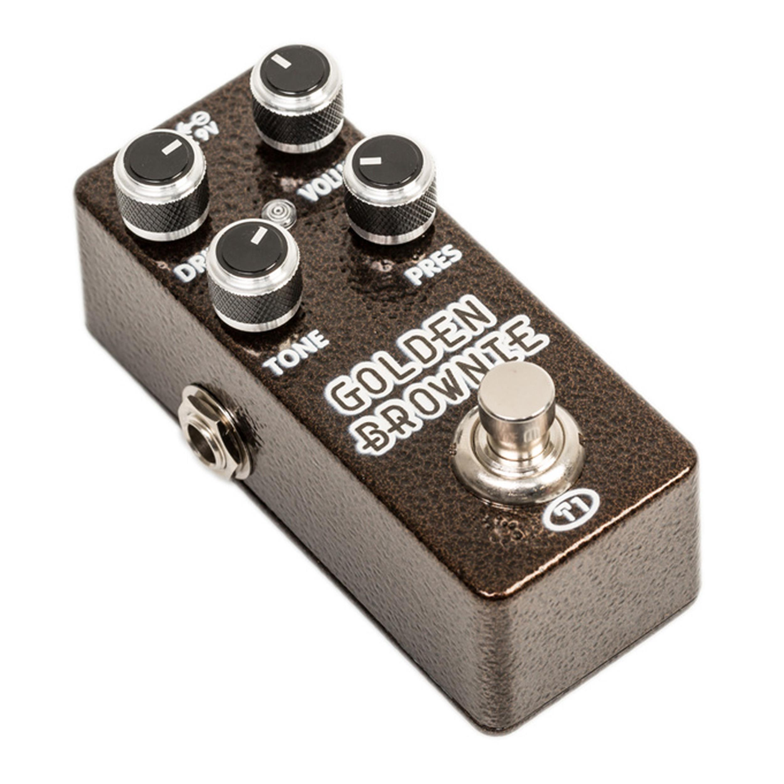 XVIVE T1 GOLDEN BROWNIE OVERDRIVE