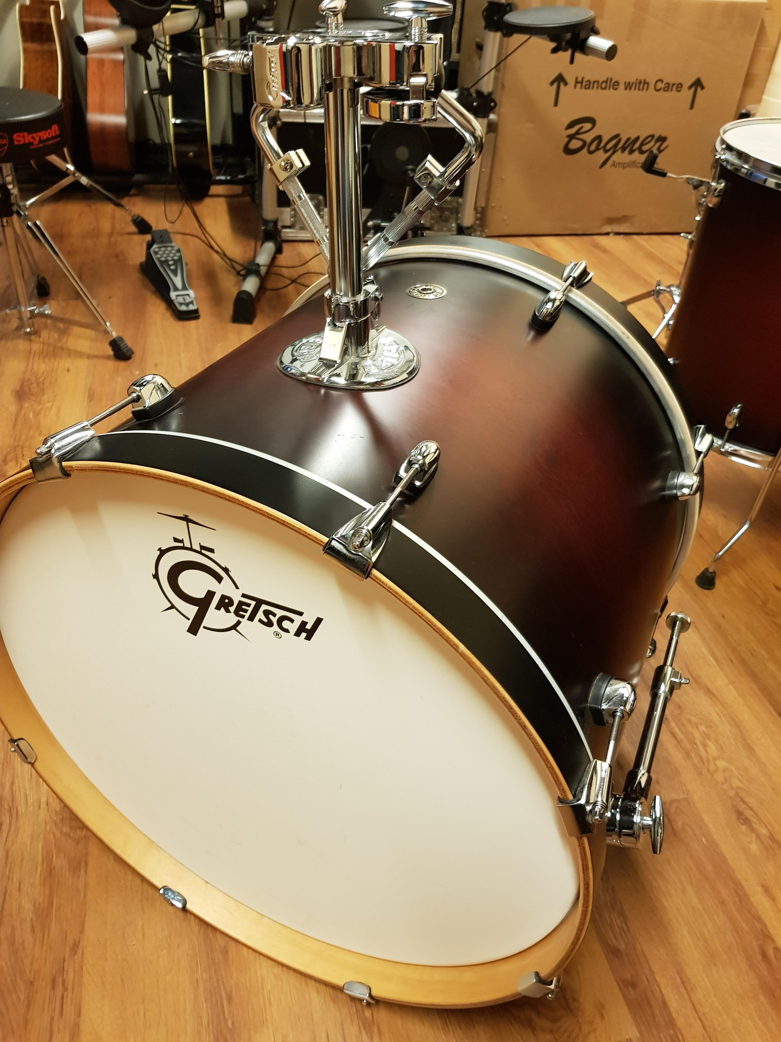 GRETSCH CATALINA MAPLE SET .