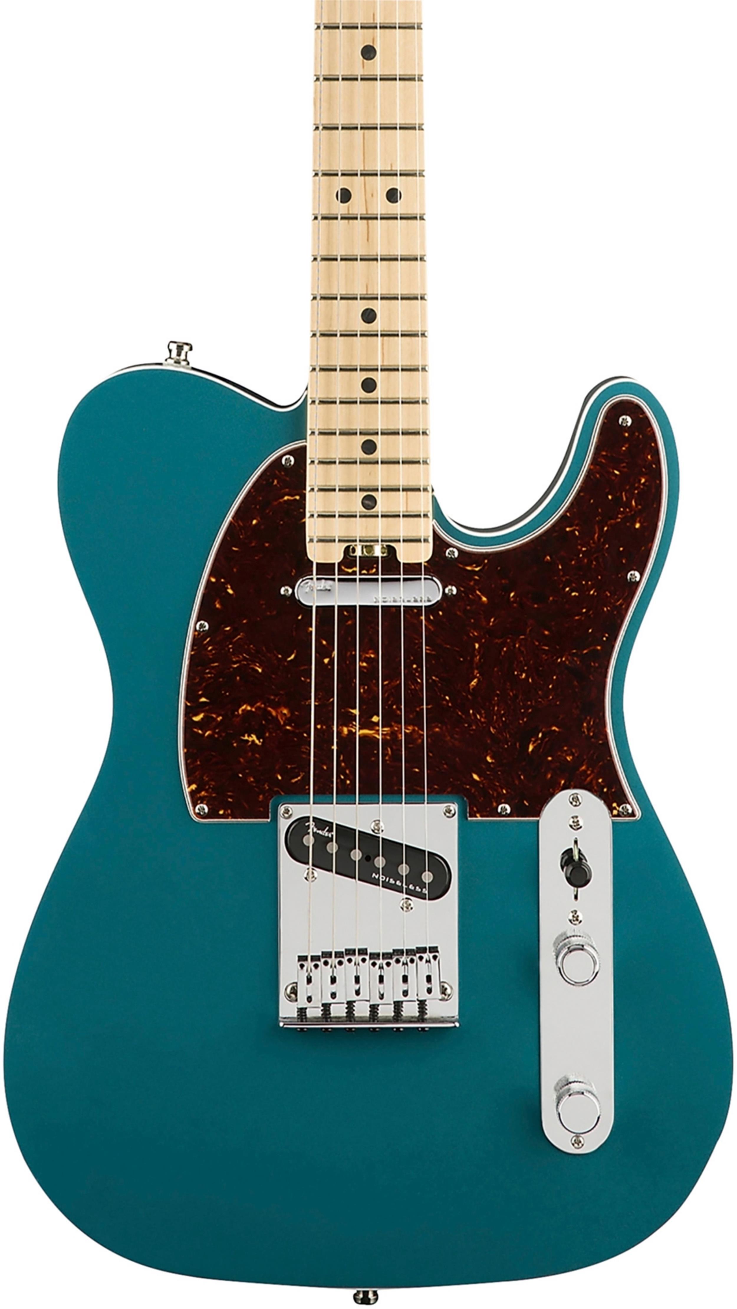 FENDER American Elite Telecaster MN Ocean Turquoise 0114212708