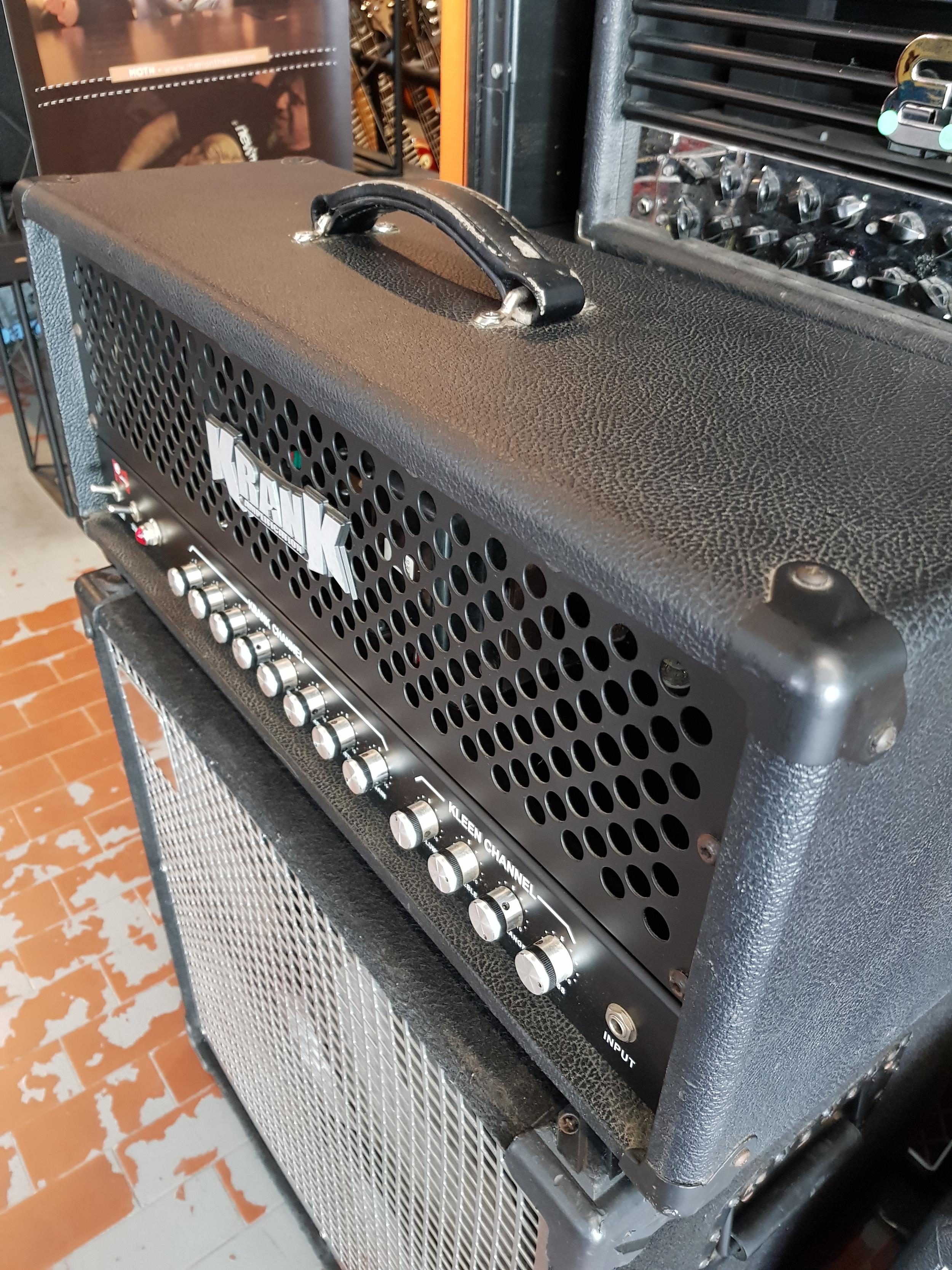 KRANK REV ONE 1 HEAD  ..