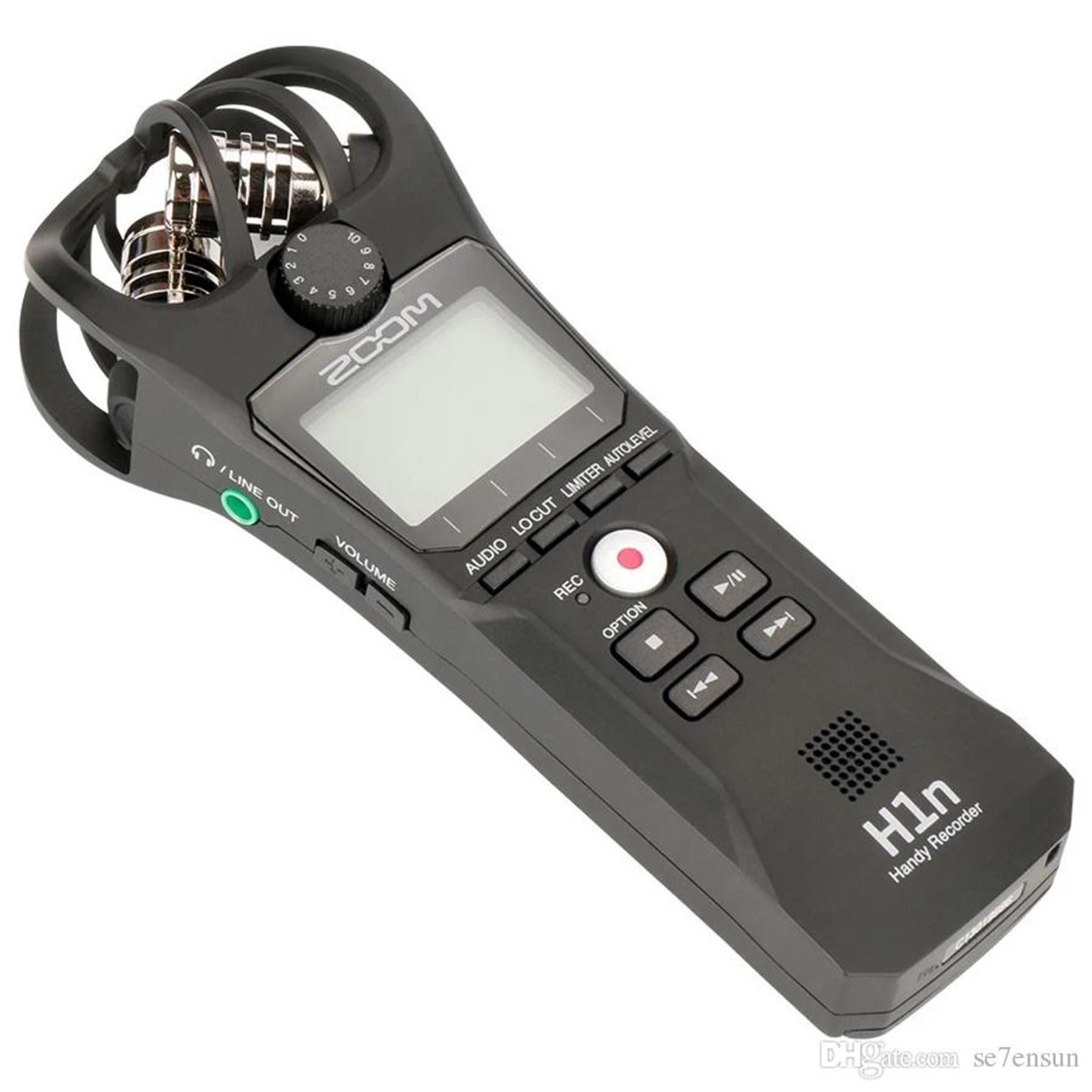 ZOOM-H1N-REGISTRATORE-PALMARE-STEREO-DIGITALE-sku-21217
