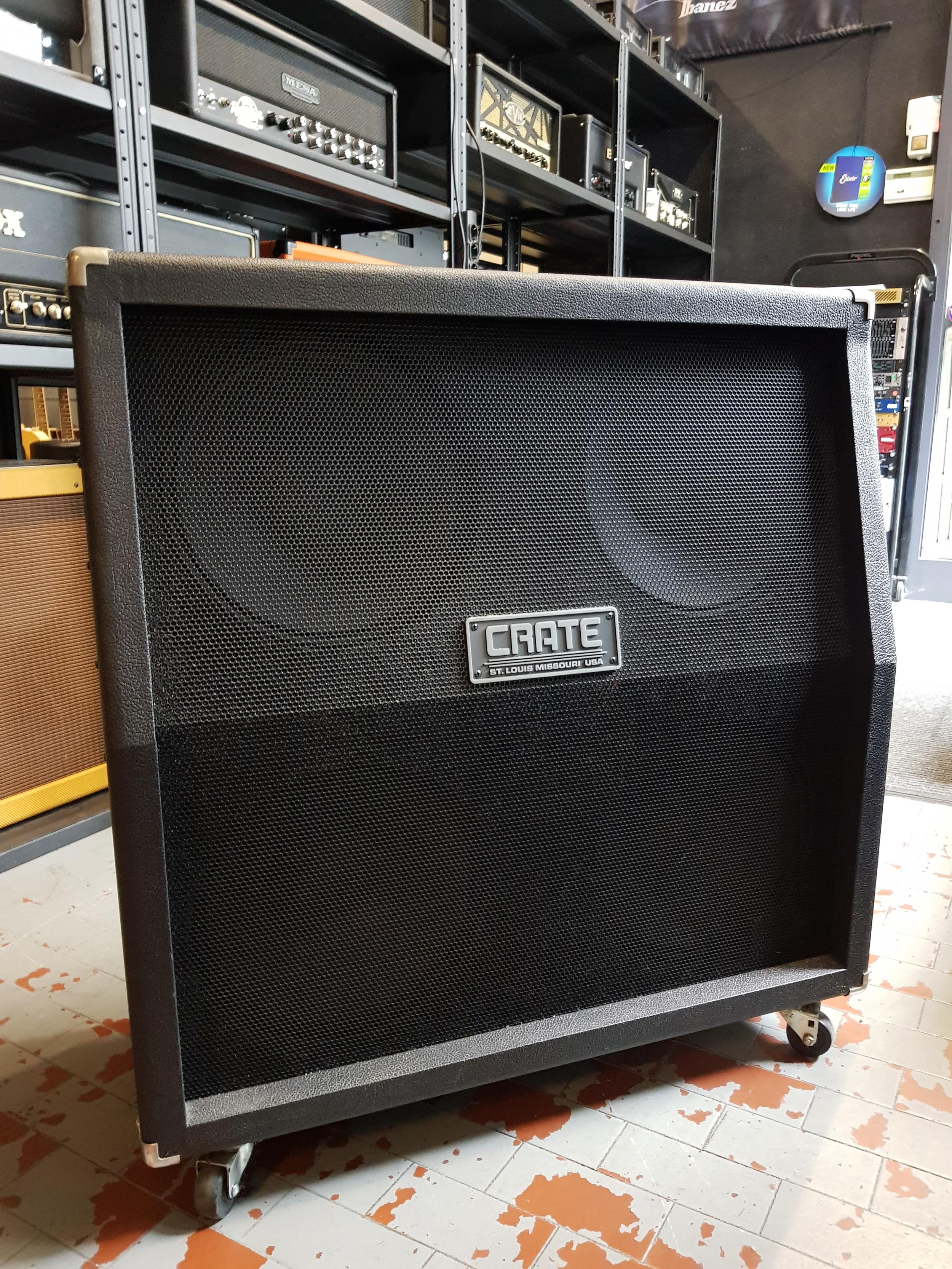 CRATE BV 142 4X12 CABINET .