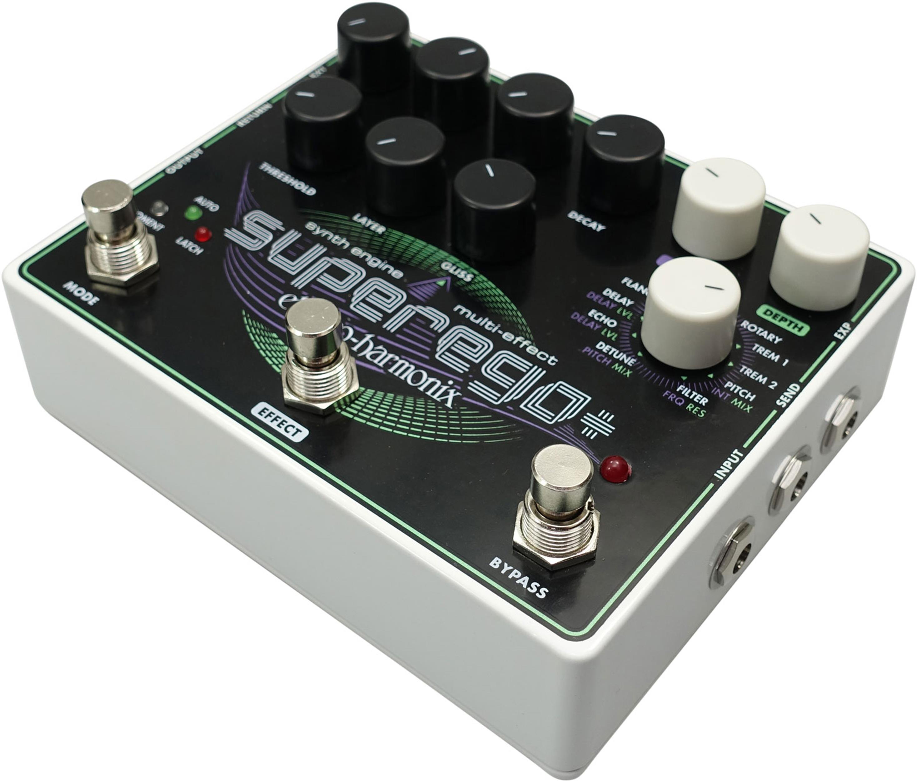 ELECTRO HARMONIX SUPEREGO PLUS +