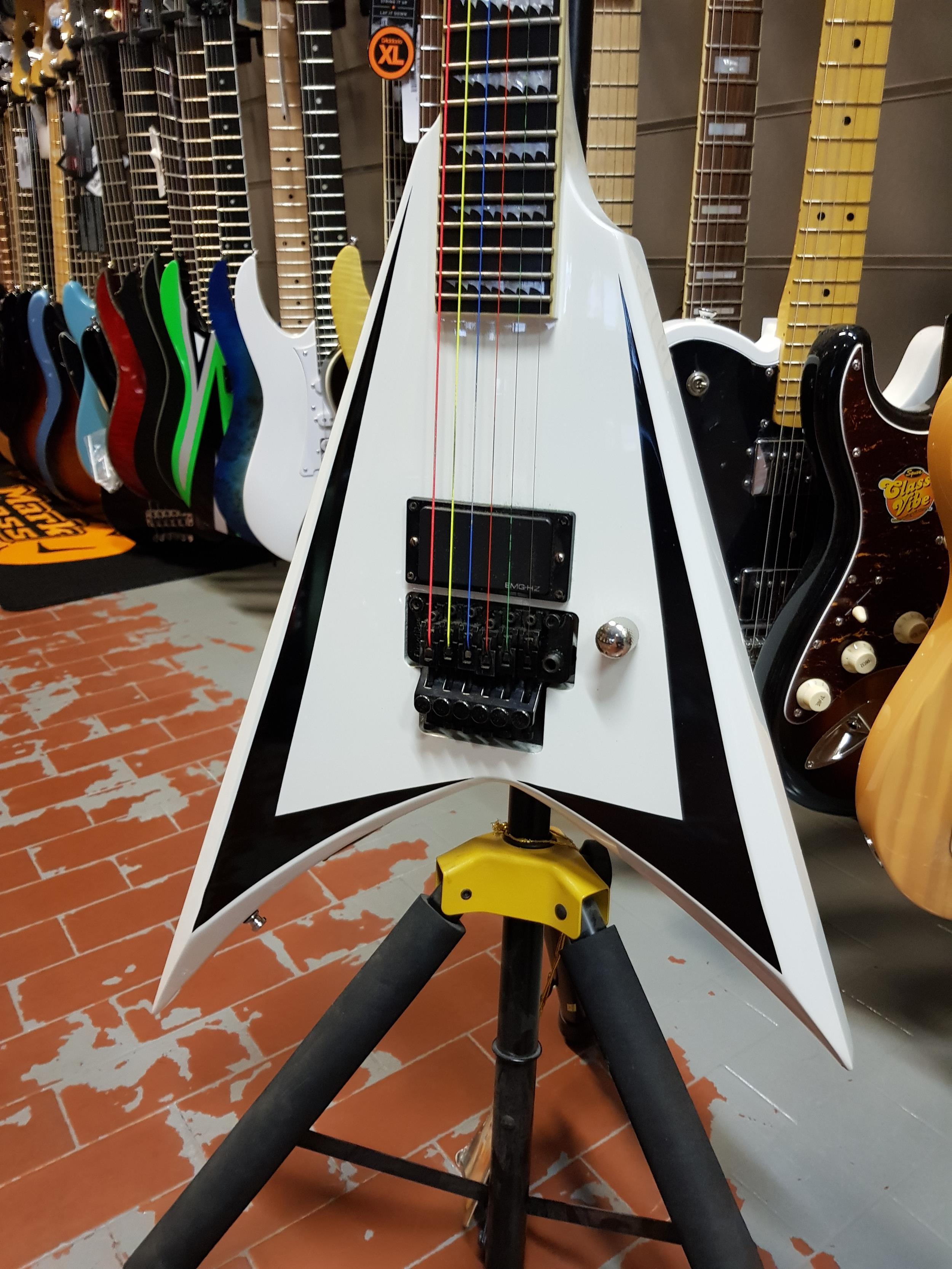 LTD ALEXI 600 WHITE .. - Chitarre Chitarre - Elettriche