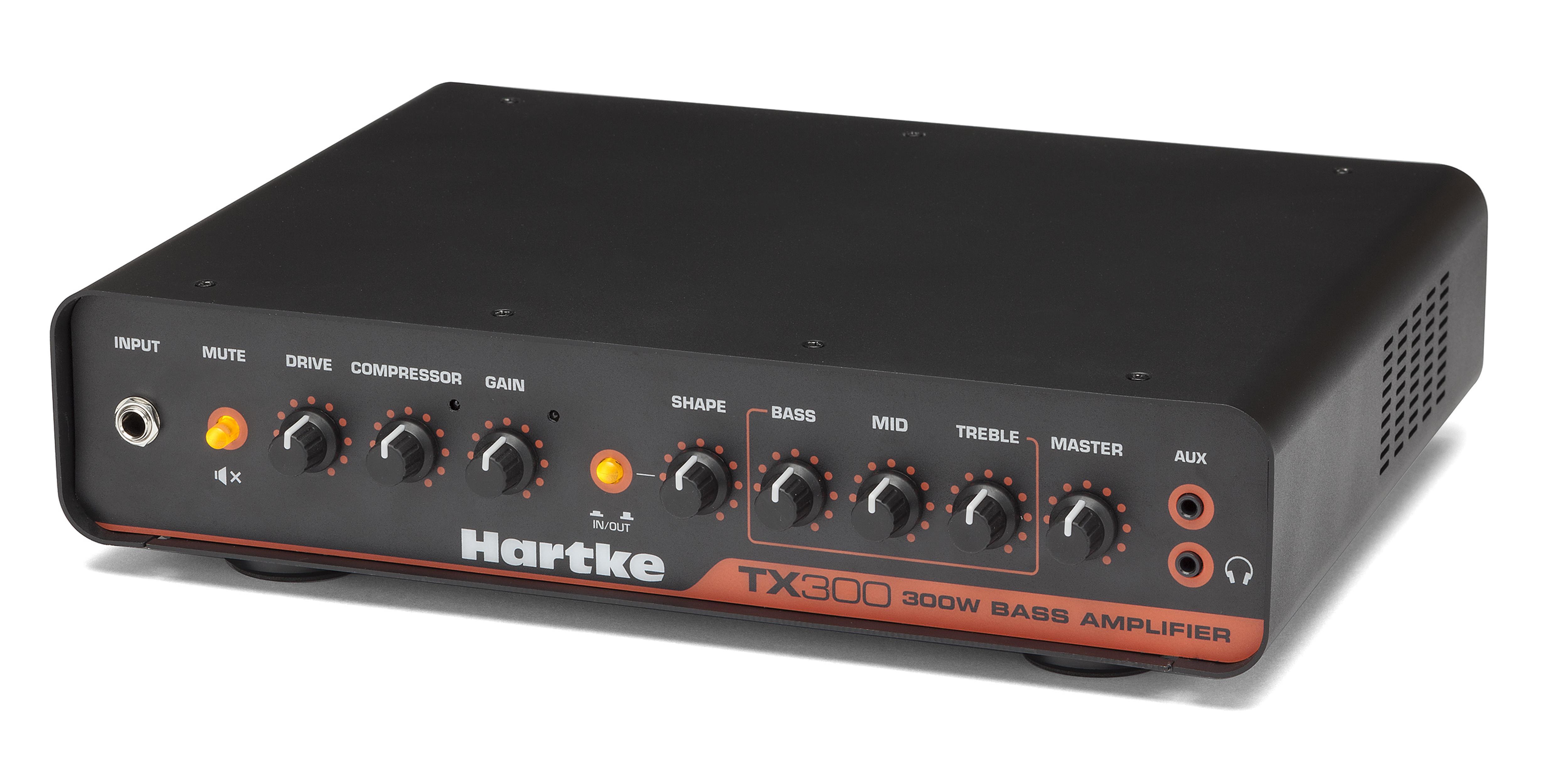 Hartke TX300 - Testata per basso - 300W