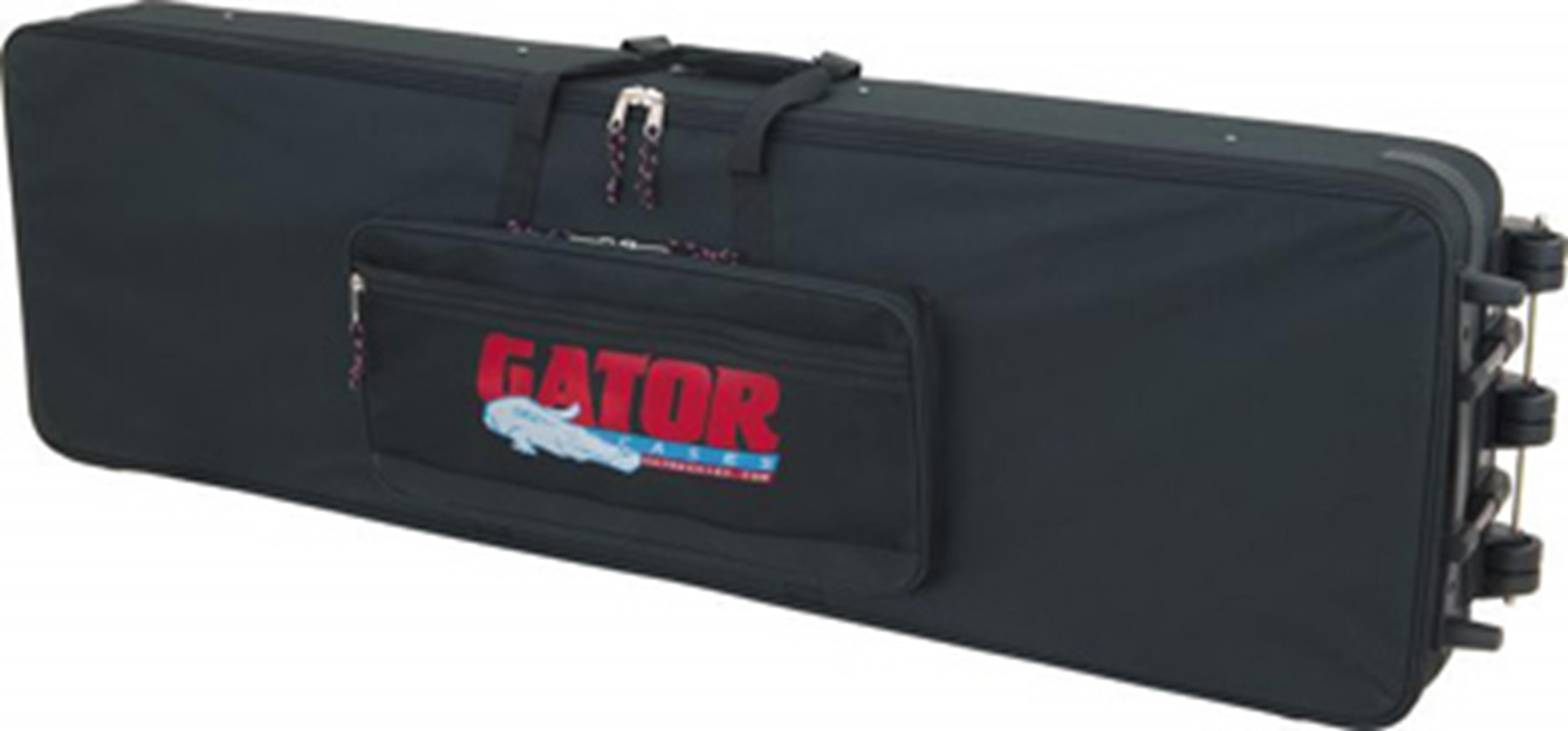 Gator GK-88-SLIM - astuccio light ultra sottile per tastiera 88 tasti - Tastiere Accessori - Custodie e Borse