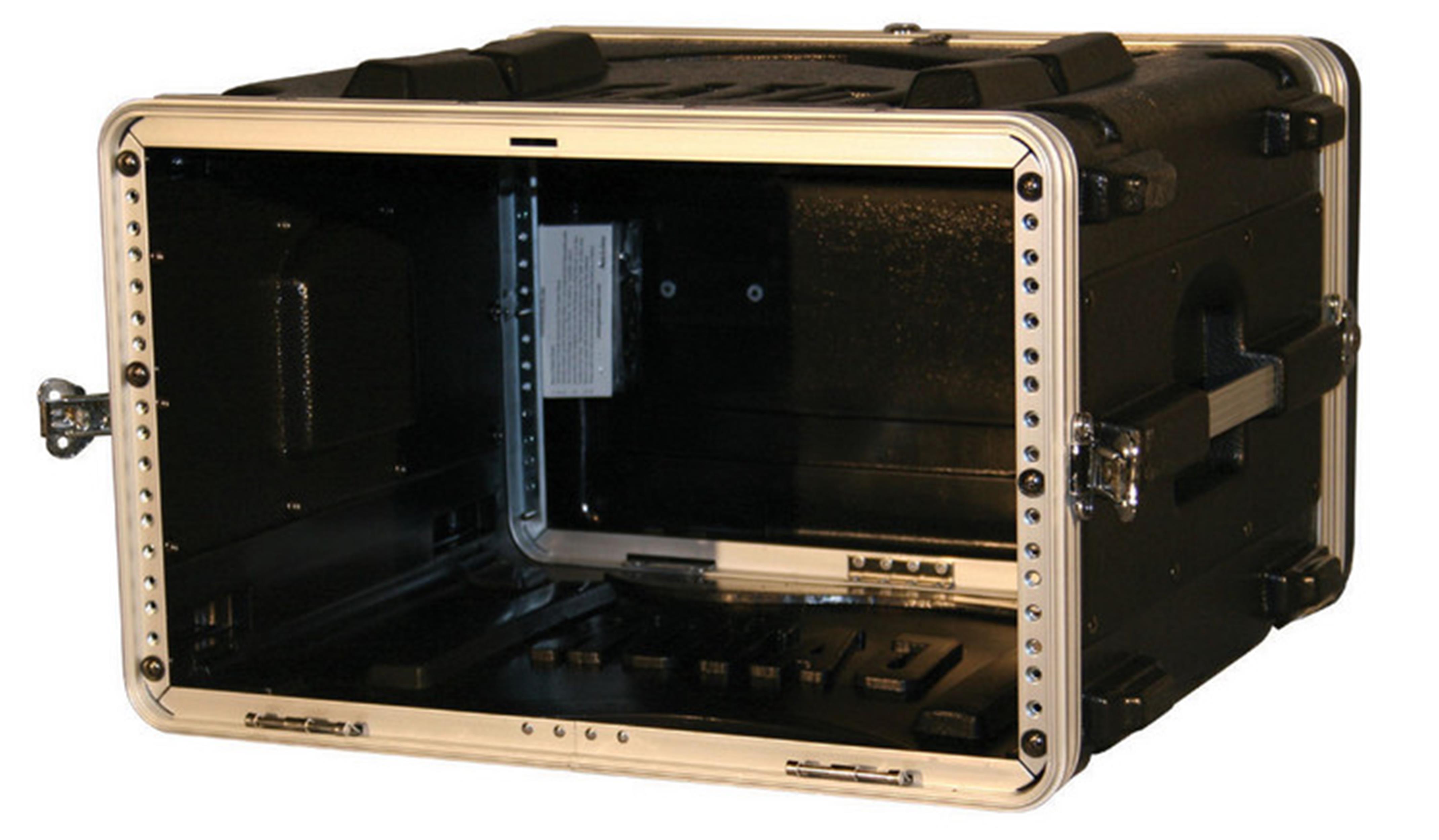 Gator GR-6L - standard rack da 6U; profondita 19