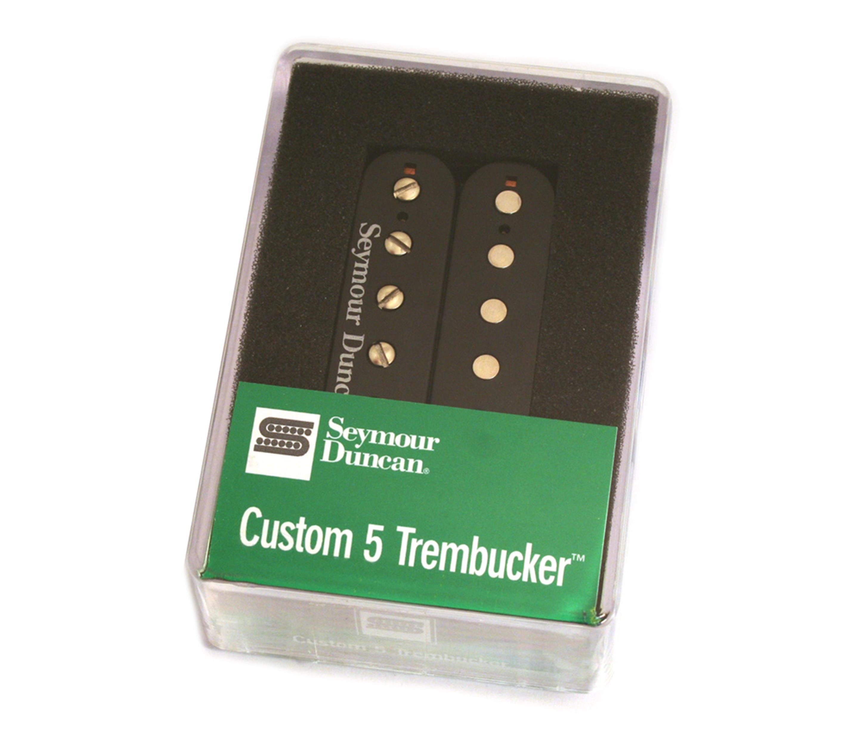 SEYMOUR-DUNCAN TB 14 CUSTOM 5 TREMBUCKER BRIDGE
