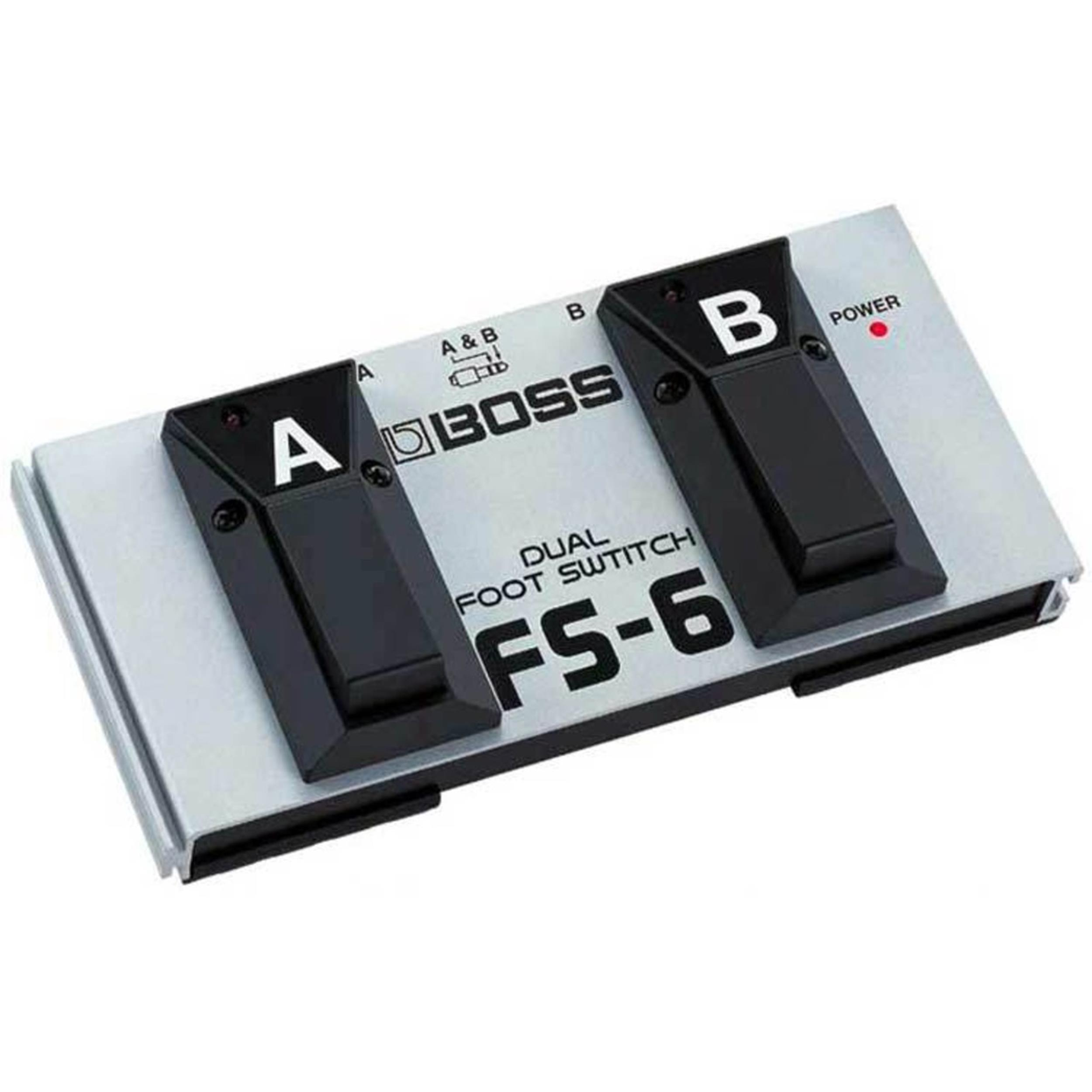 BOSS FS 6 DUAL FOOTSWITCH - Chitarre Amplificatori - Pedali Footswitch