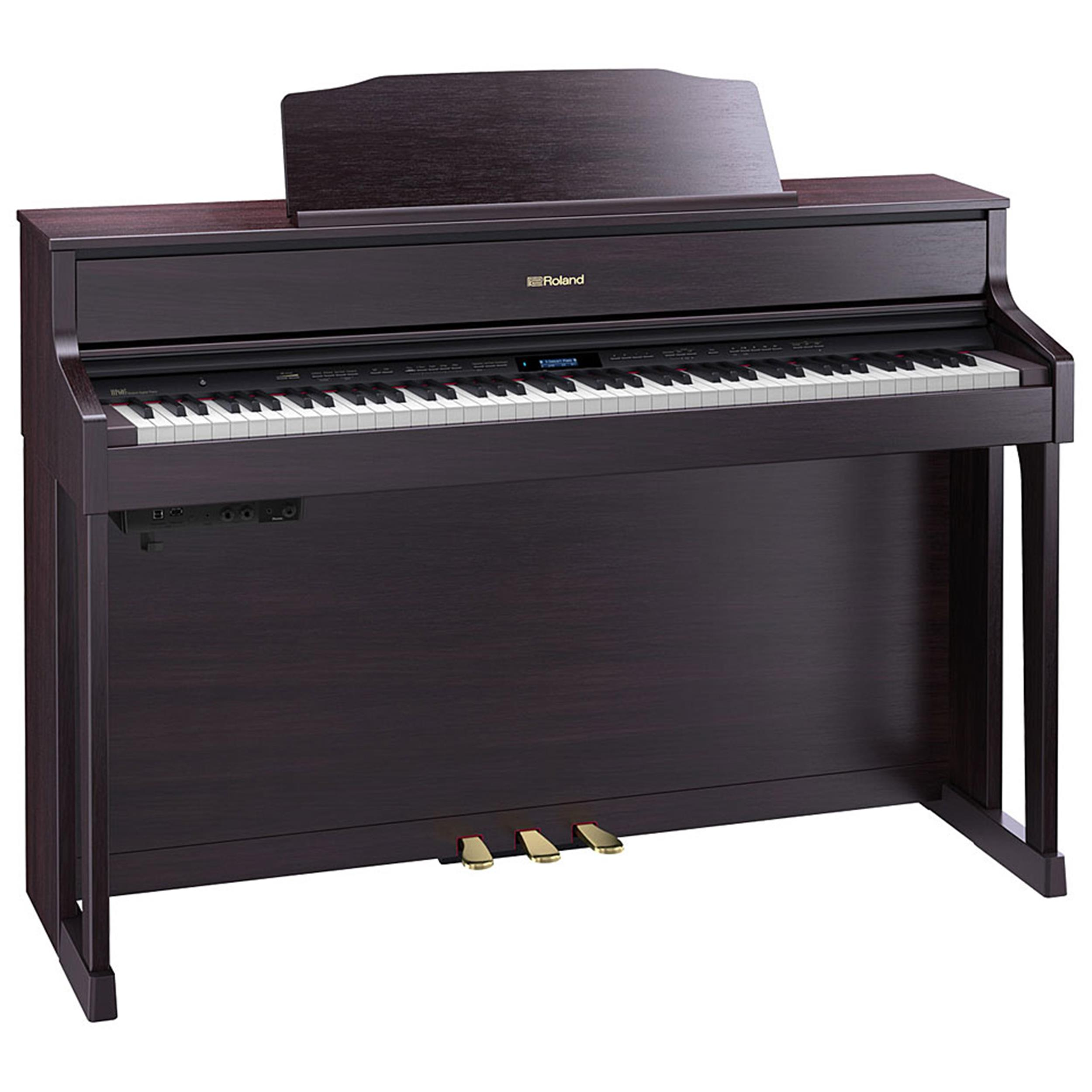ROLAND HP605-CR SET - Tastiere Pianoforti Digitali
