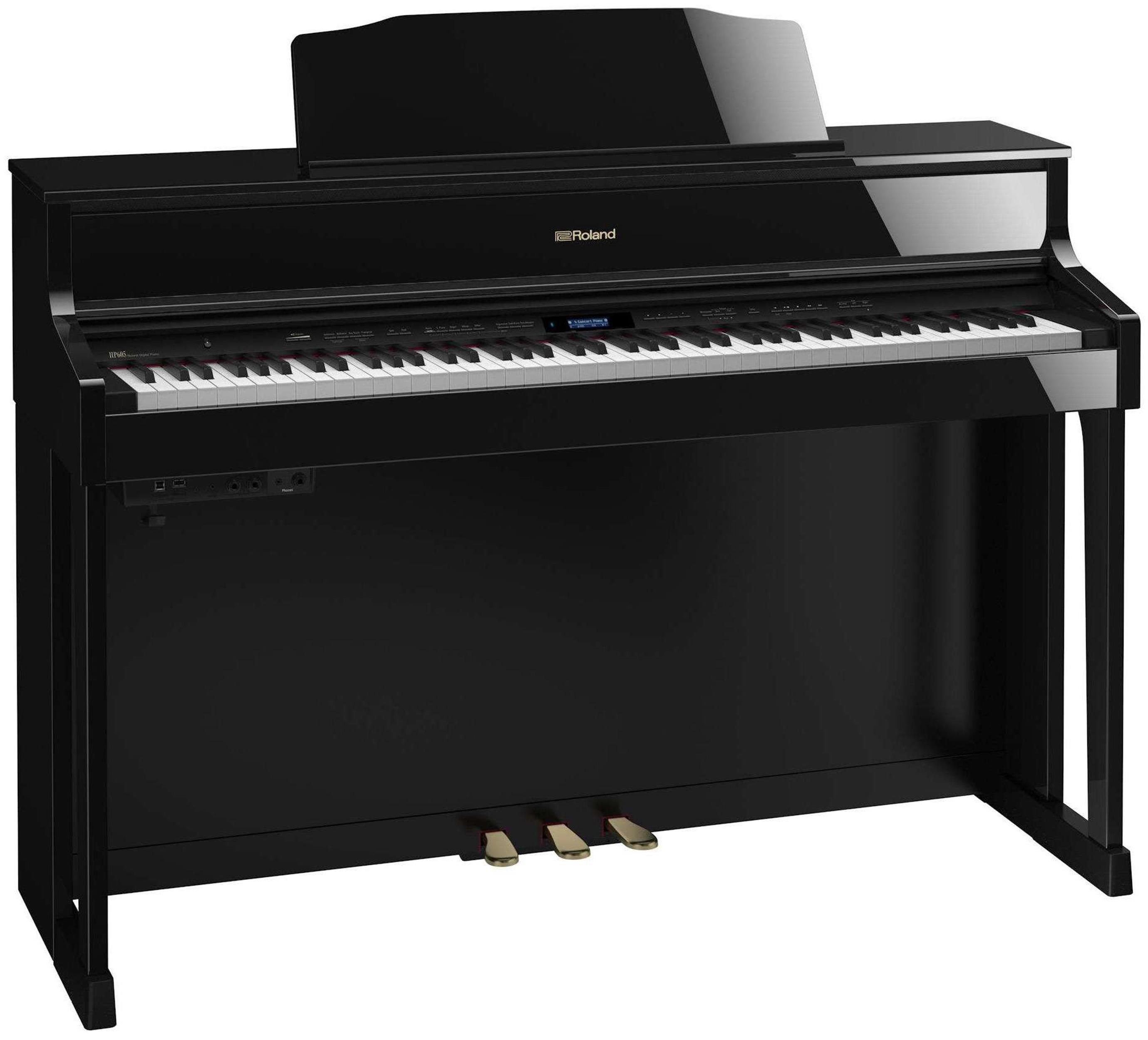 ROLAND HP605-PE-S - Tastiere Pianoforti Digitali