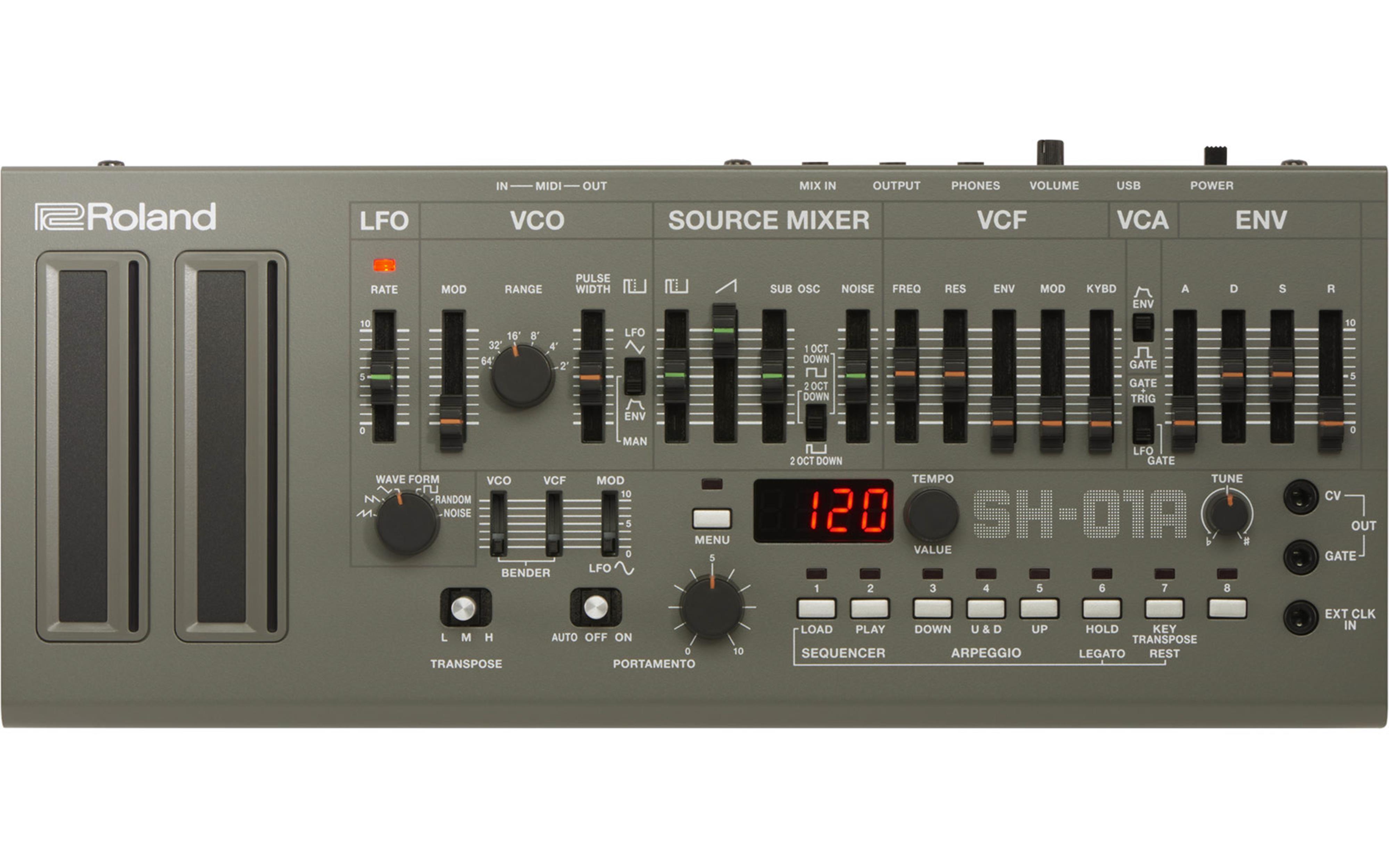 ROLAND SH-01A - Tastiere Sintetizzatori