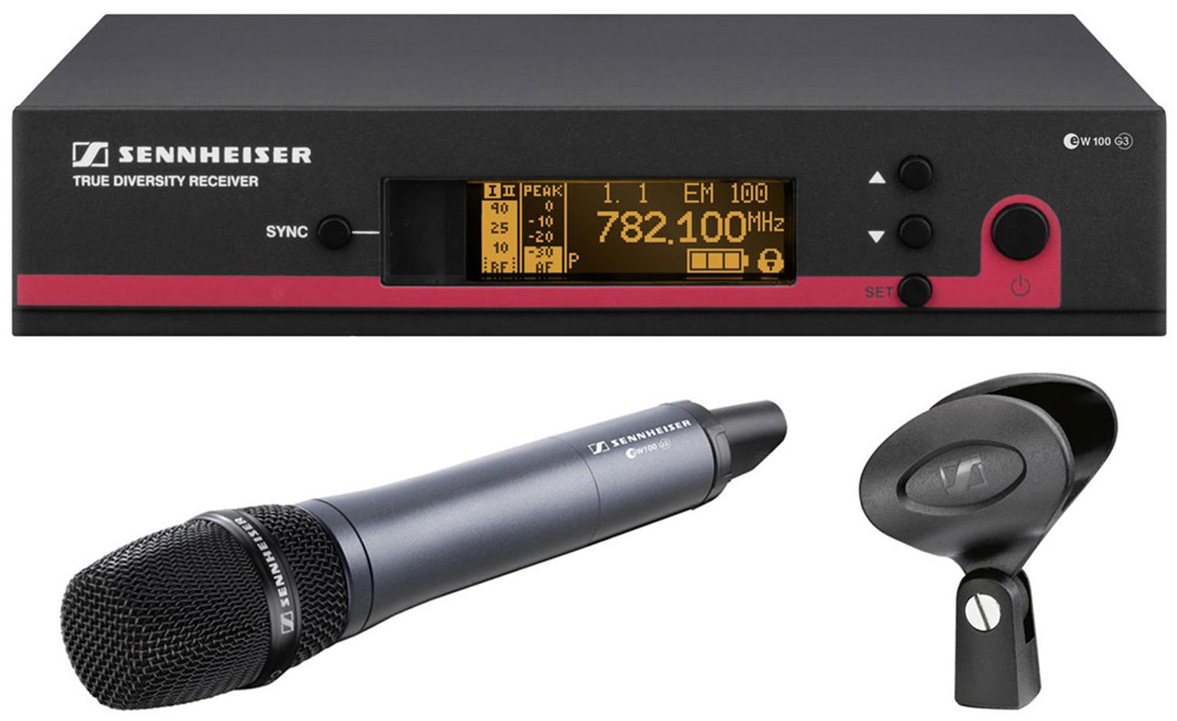 SENNHEISER EVOLUTION EW 135 G3 RADIO MANO