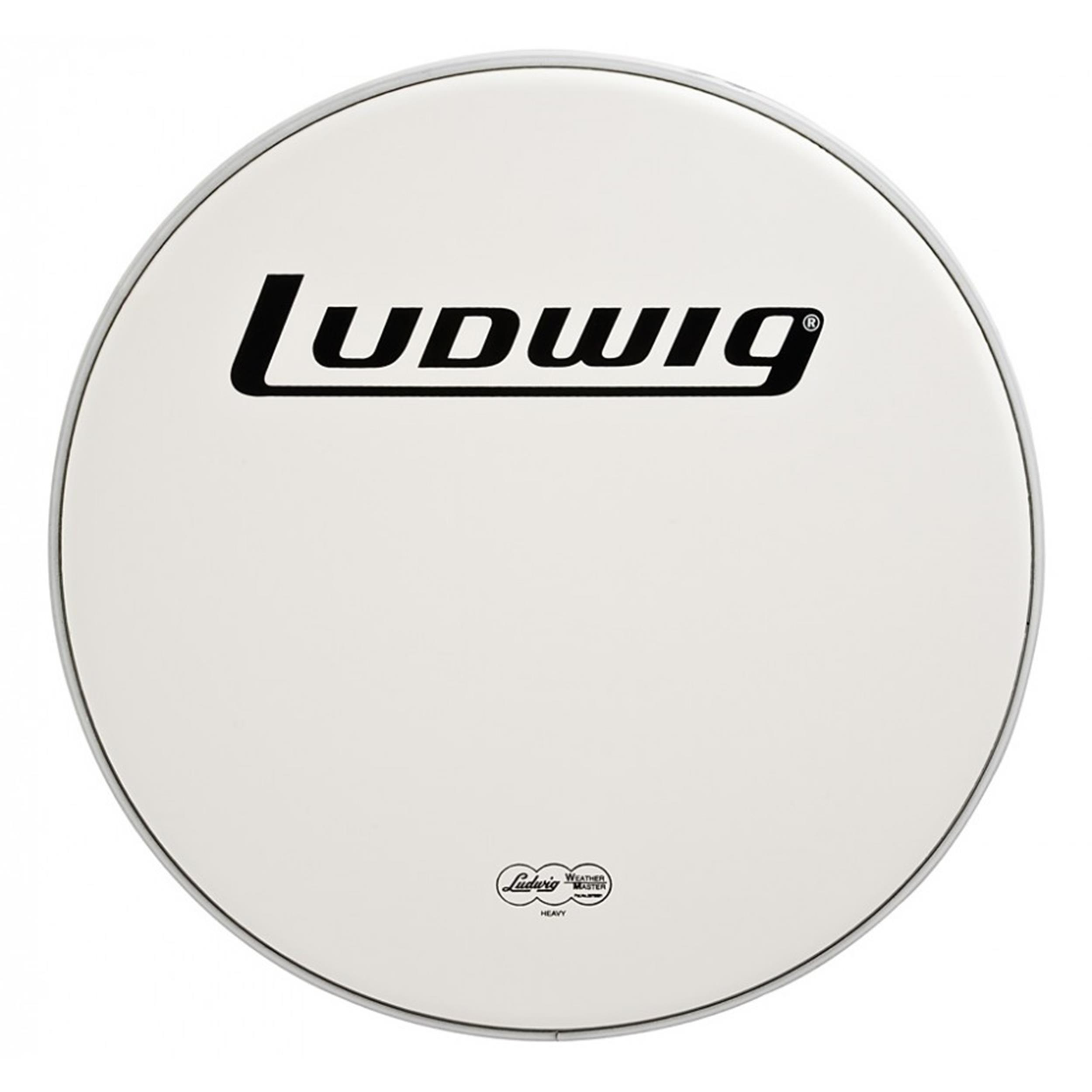 LUDWIG LW7320 - PELLE CASSA 20 PWR COLL.WHITE SABB