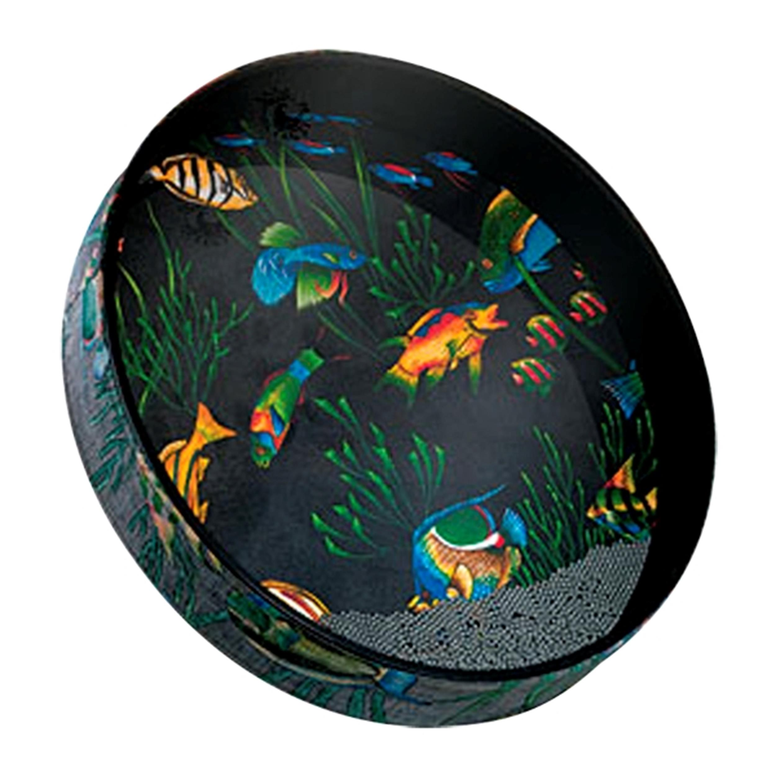 REMO Ocean Drum 2.5x16 - Fish - Batterie / Percussioni Percussioni - Varie
