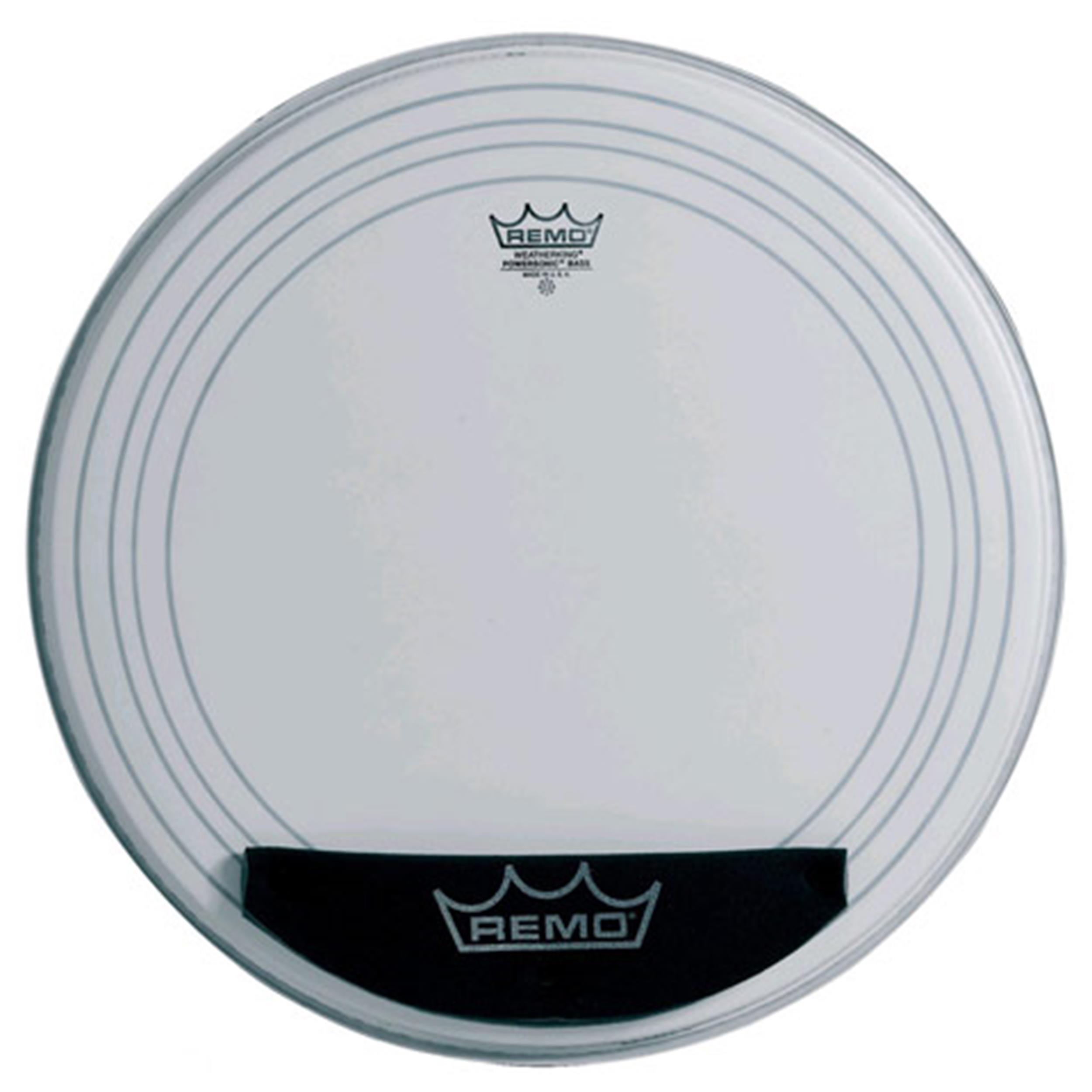 REMO POWERSONIC SABBIATA COATED PER CASSA 24 - Batterie / Percussioni Accessori - Pelli e Cerchi