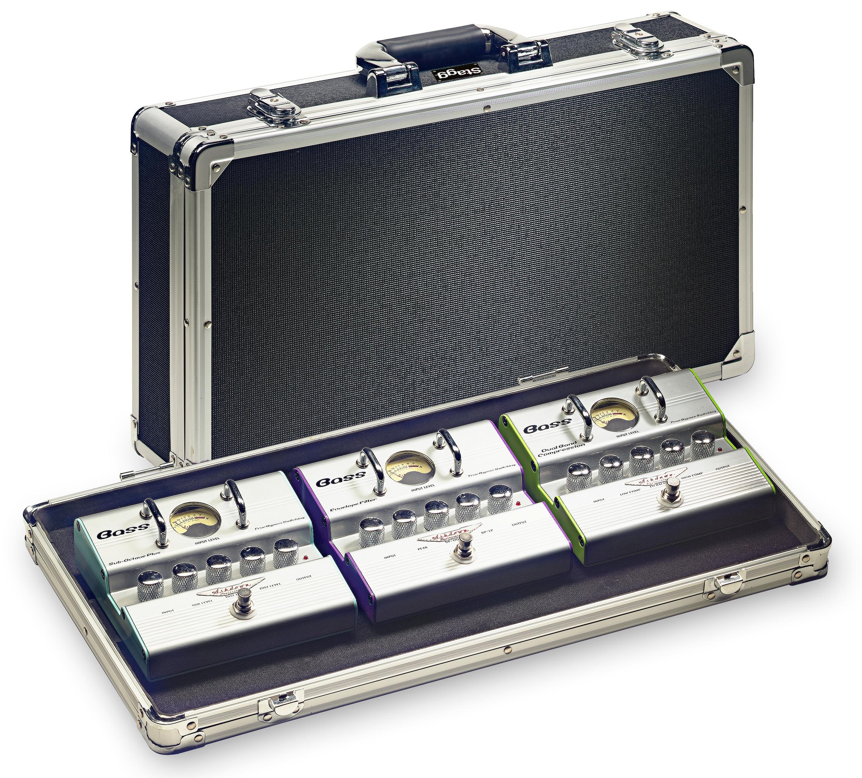 STAGG UPC500 VALIGIA PORTAPEDALI  pedal board