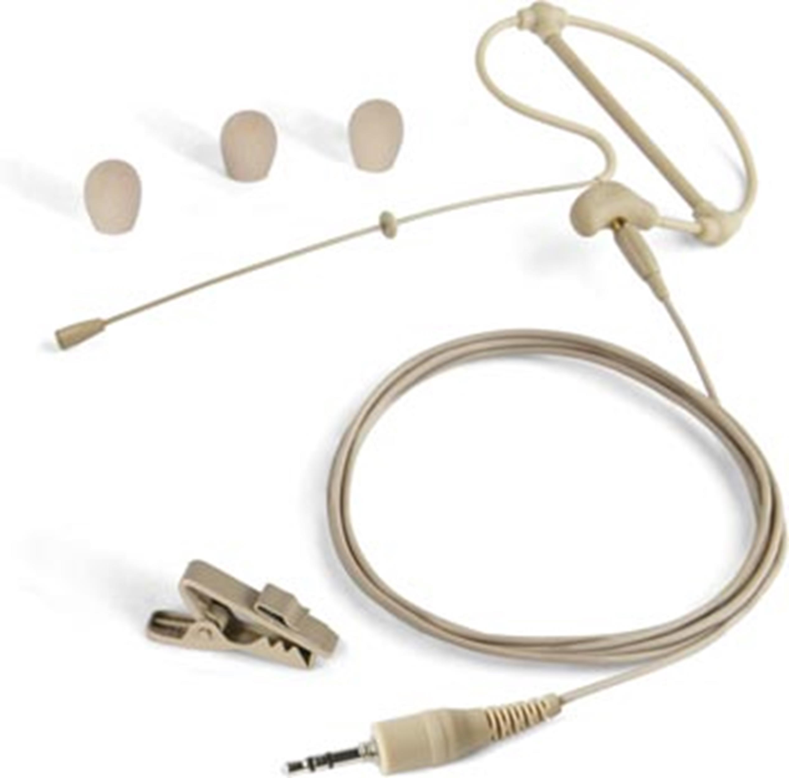 Samson Microfono Headworn Omnidirezionale