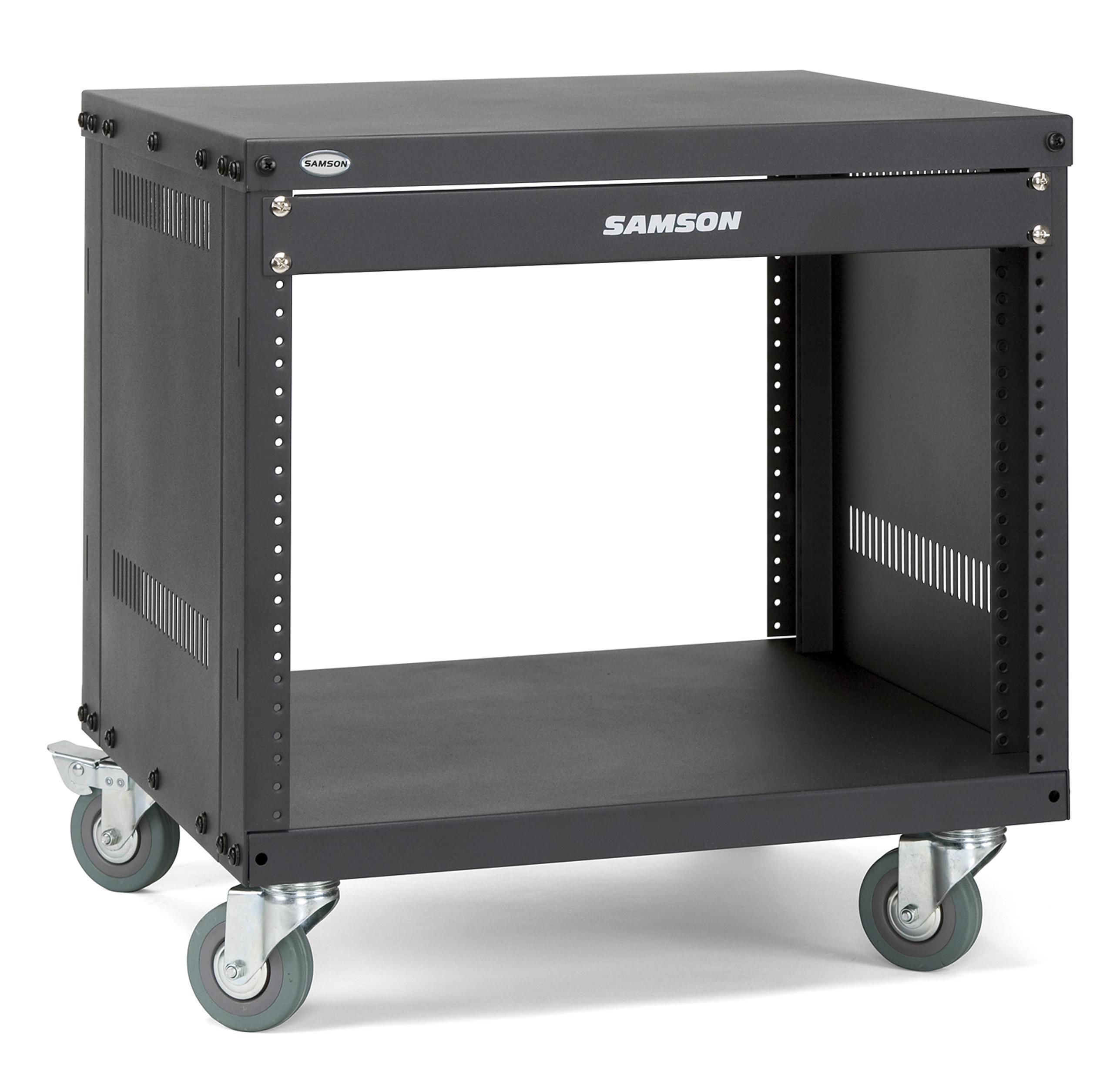Samson SRKS2U mensola rack a 2 unita
