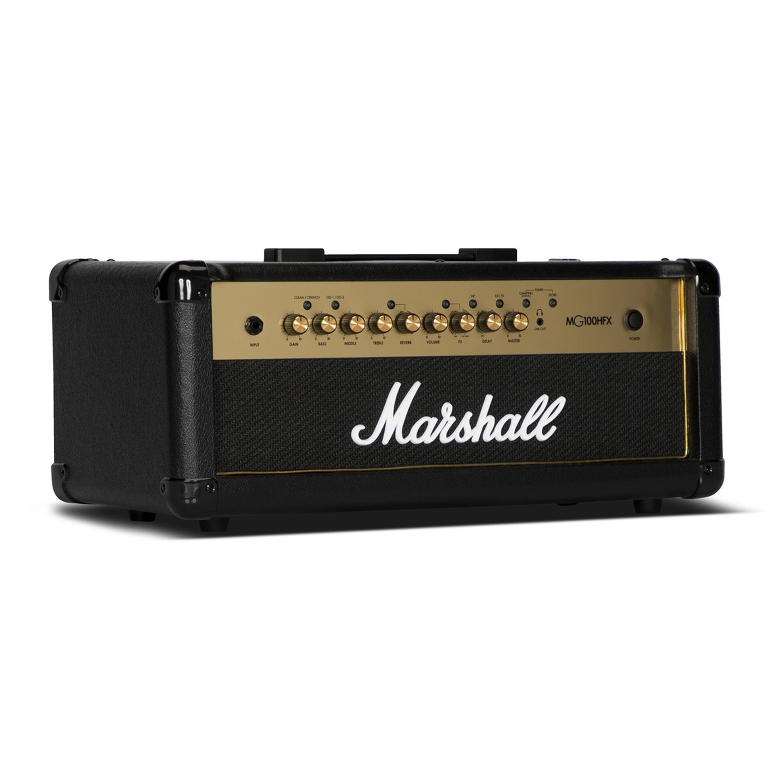 Marshall MG100HGFX MG Gold
