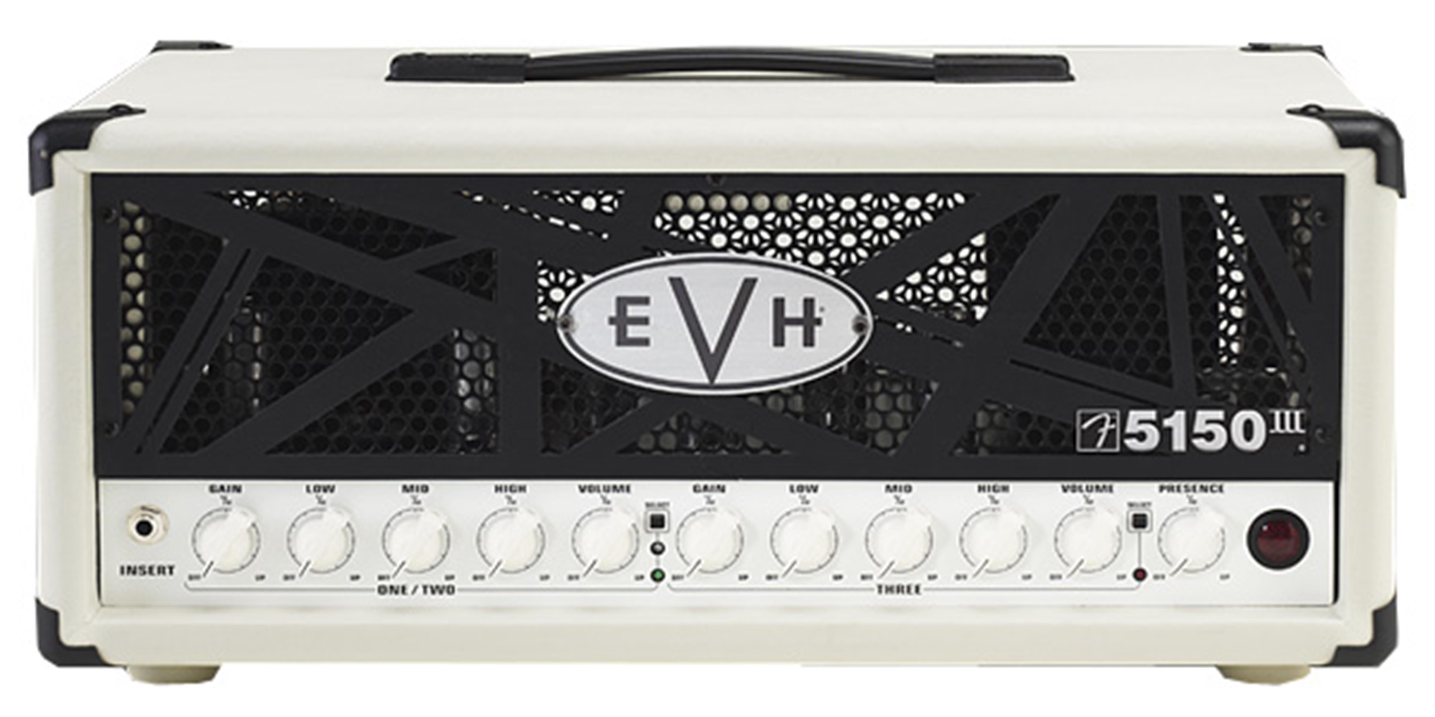 EVH 5150 3 50 WATT IVORY WHITE