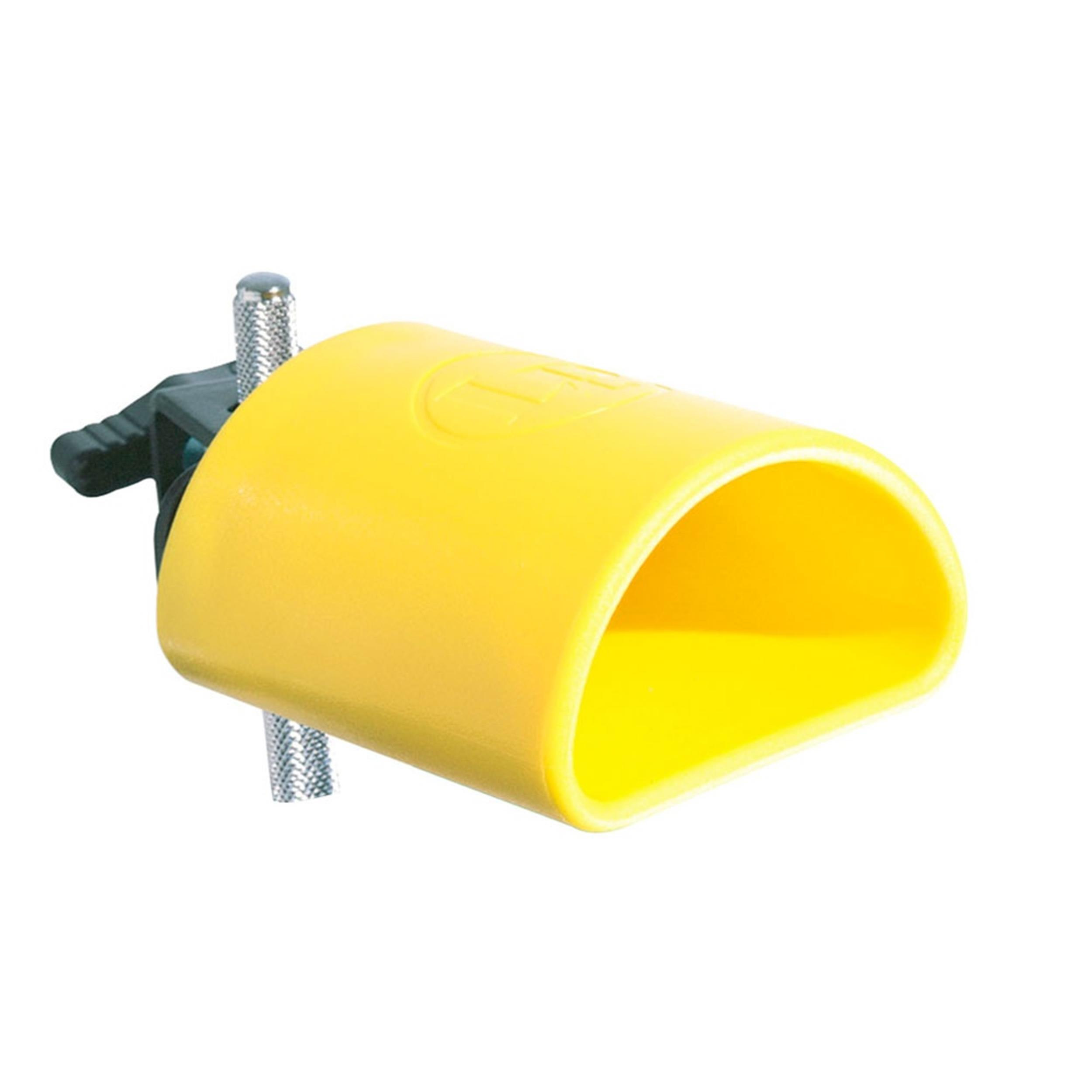 LATIN PERCUSSION LP1304 BLAST BLOCK HIGH PIT YELLOW
