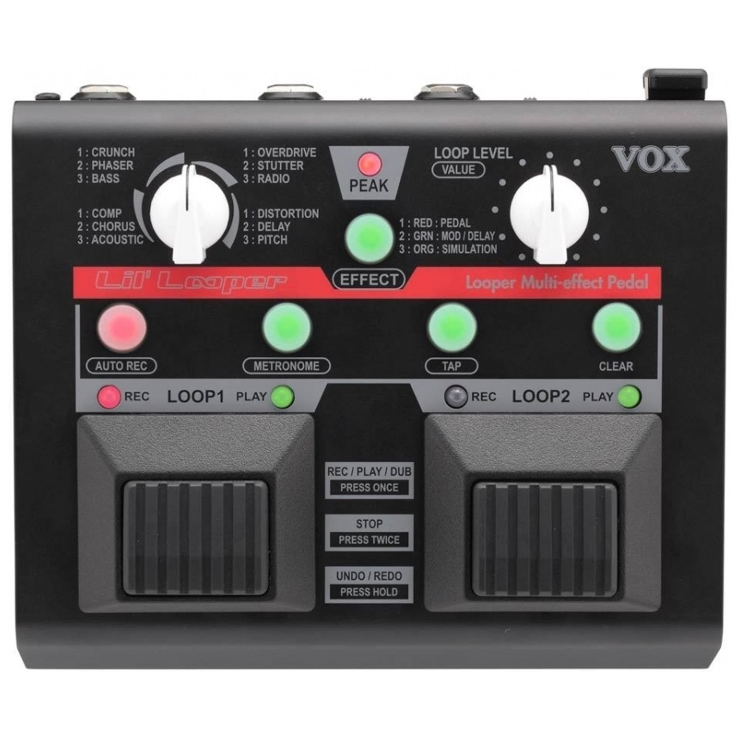 VOX LIL LOOPER PEDAL VLL1