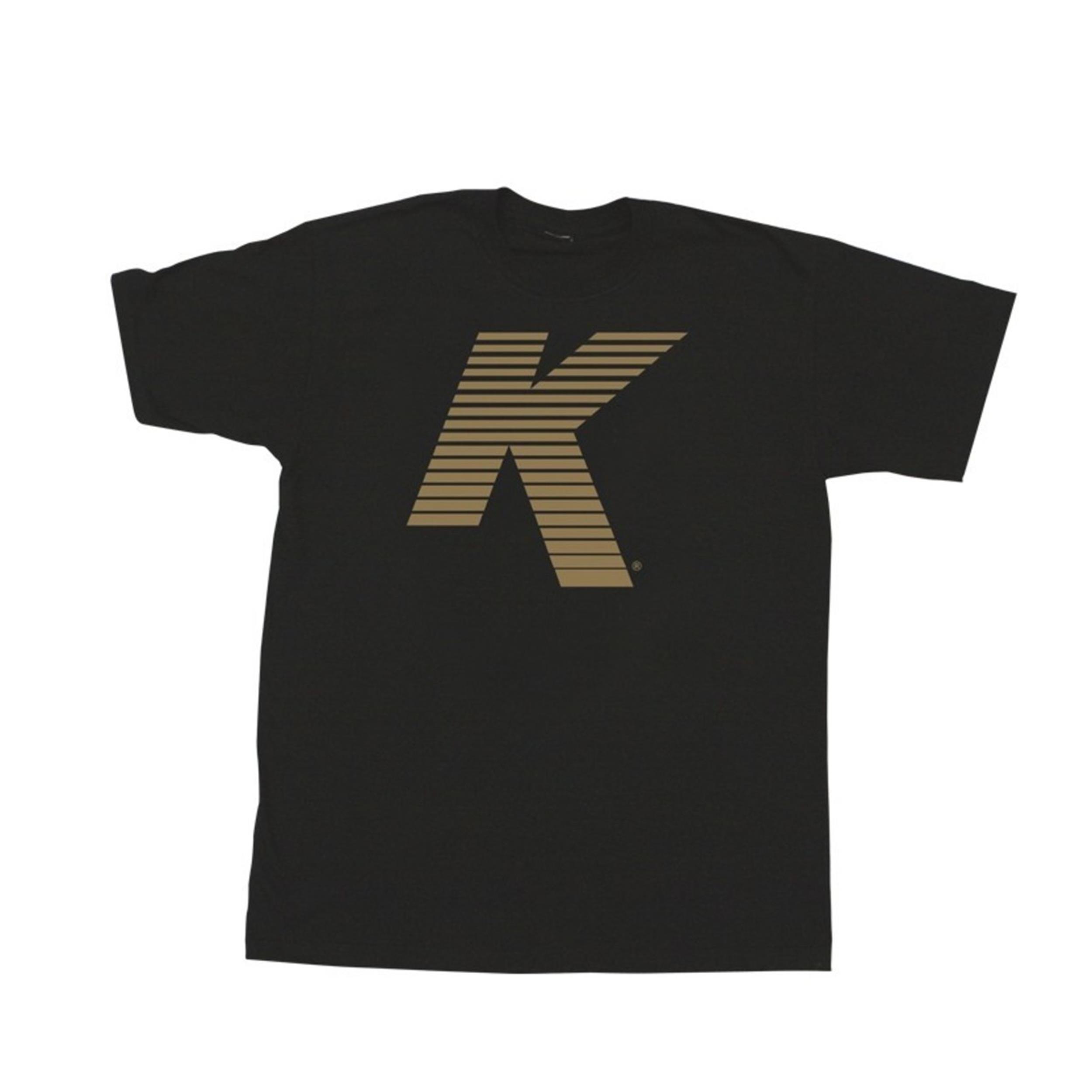 Zildjian T-shirt Vented K Logo - M - nera
