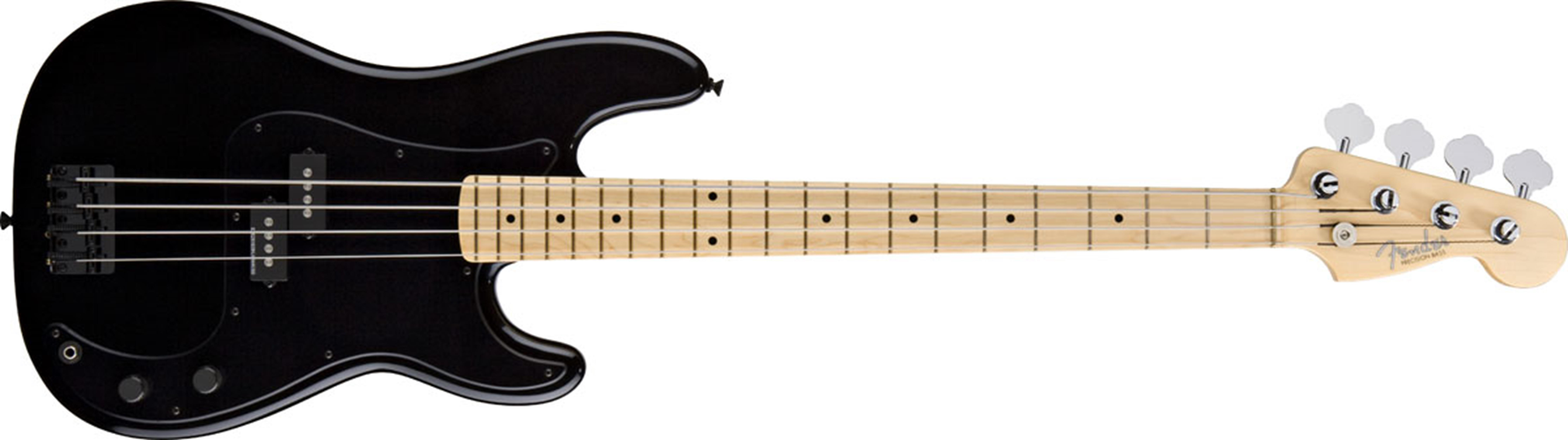 FENDER ROGER WATERS PRECISION BASS BLACK 0147000306