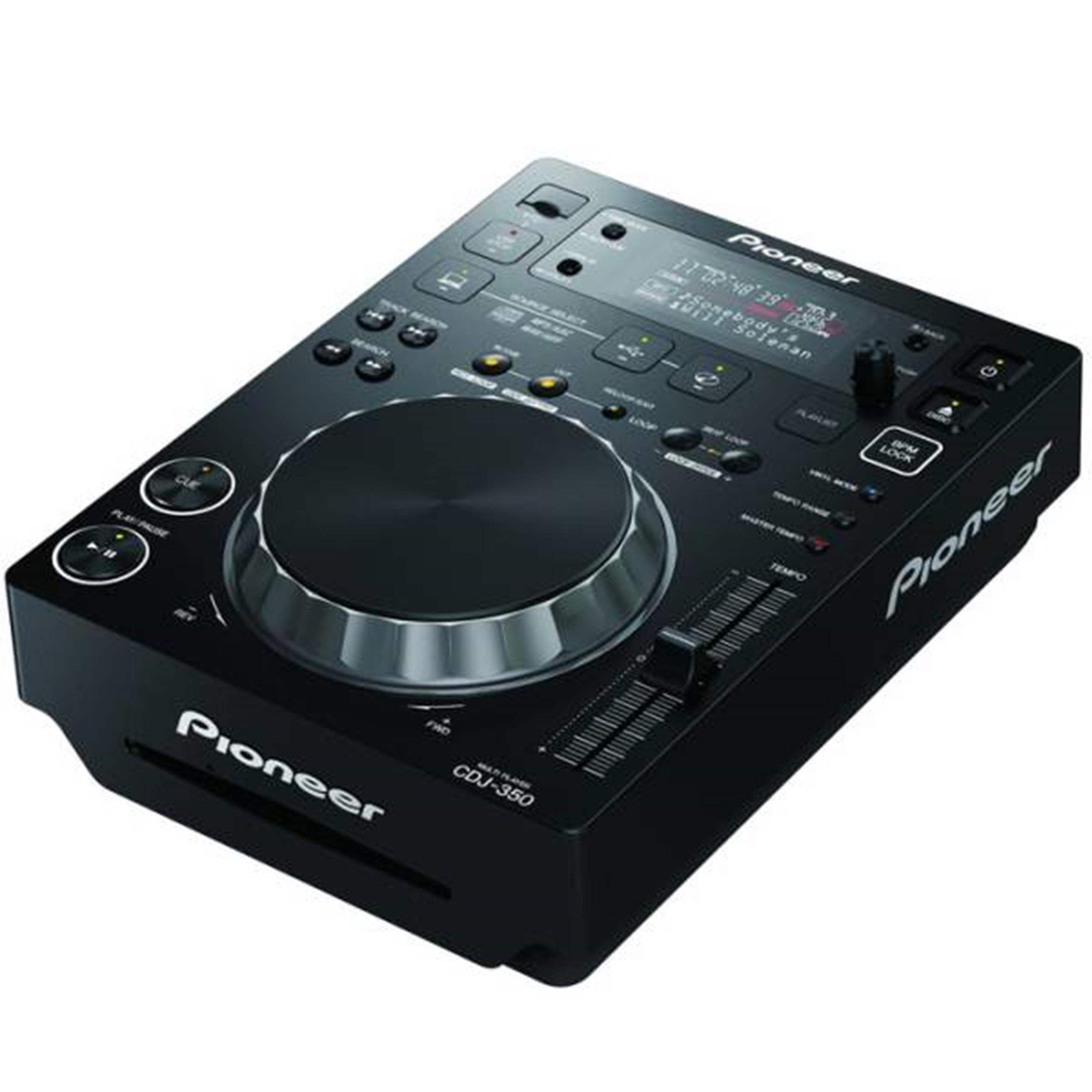 PIONEER CDJ 350 DJ CD PLAYER