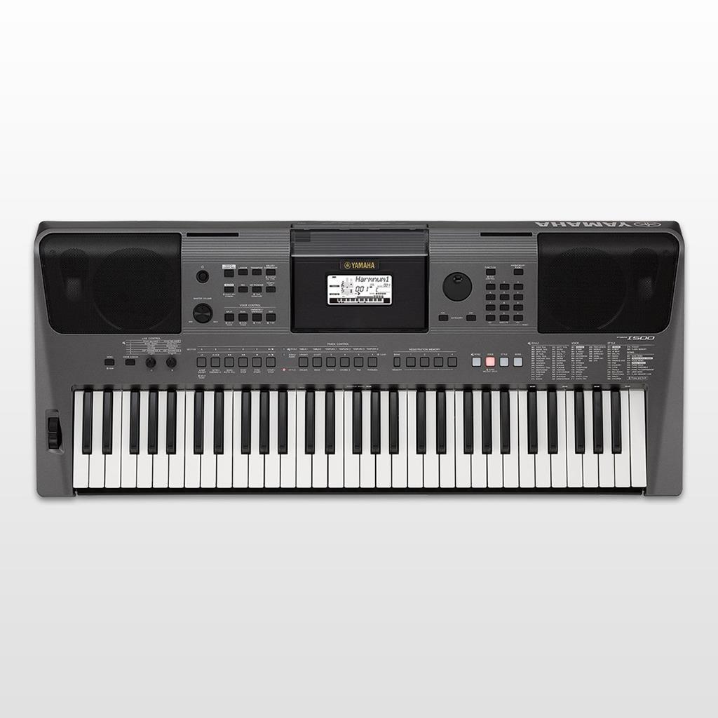YAMAHA PSRI500 - DIGITAL KEYBOARD DARK GREY