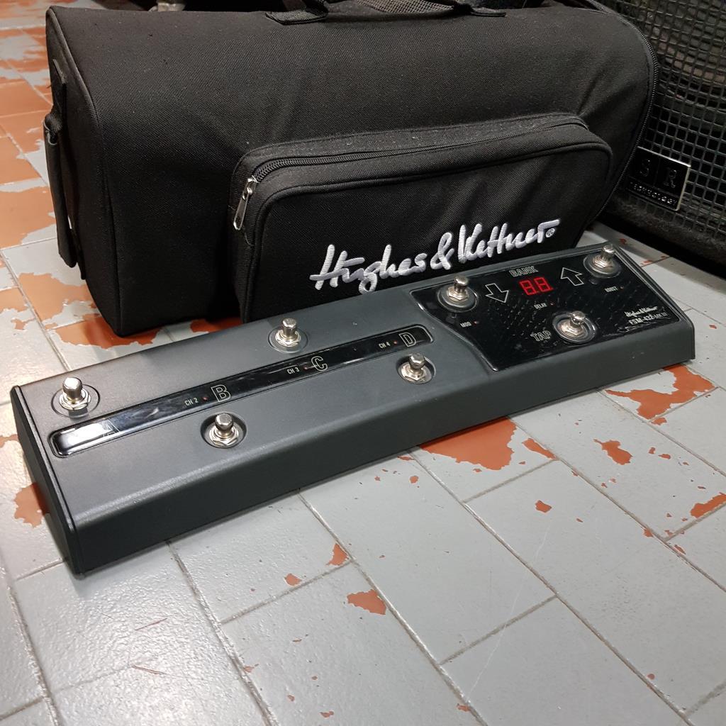 HUGHES & KETTNER GRANDMEISTER 36 + FSM432 MKIII