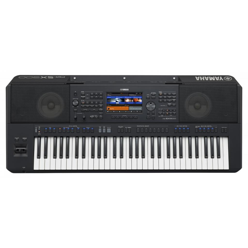 YAMAHA PSRSX900 - DIGITAL KEYBOARD BLACK