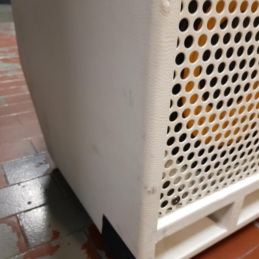 MARKBASS STD106 HF WHITE