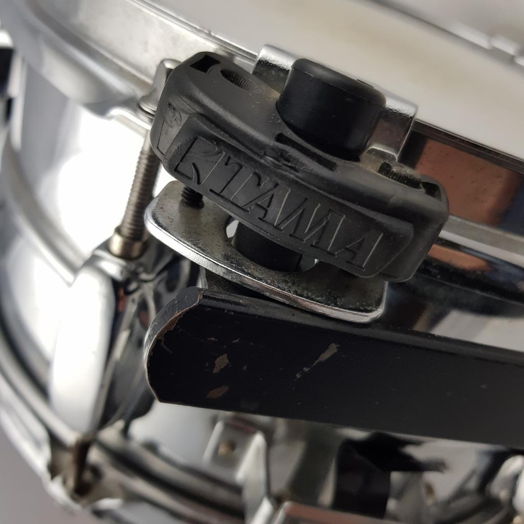 TAMA METALWORKS SNARE 10 RULLANTE + CLAMP