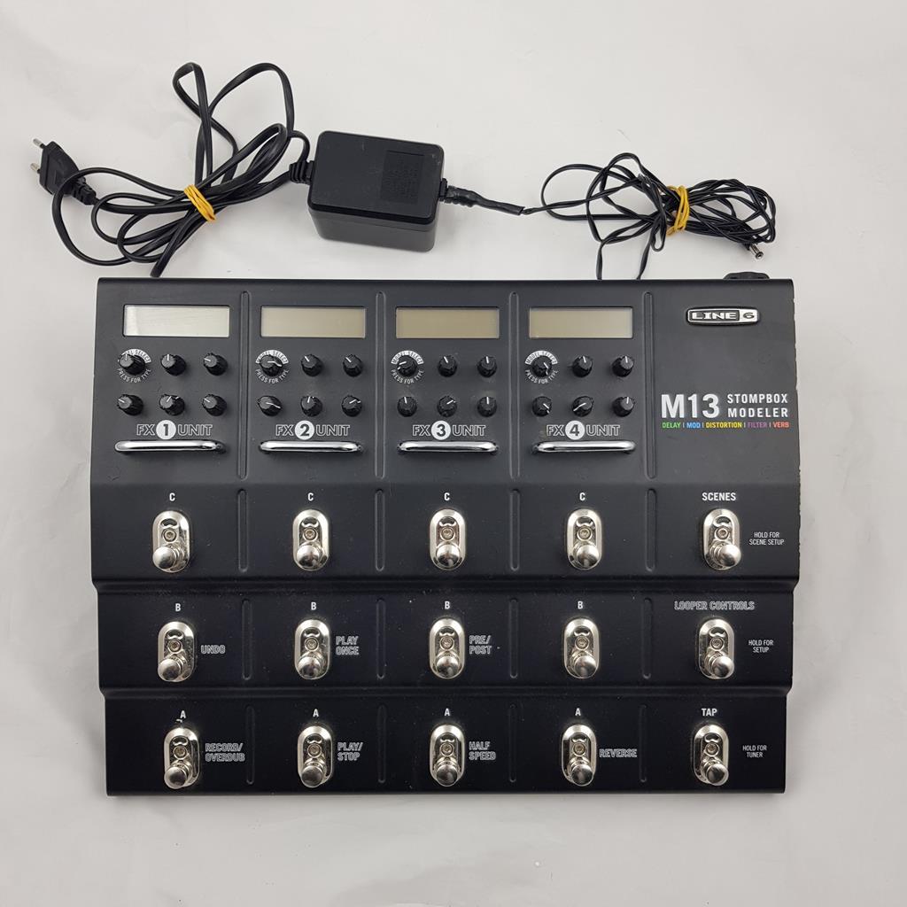 LINE6 M 13 STOMPBOX MODELER