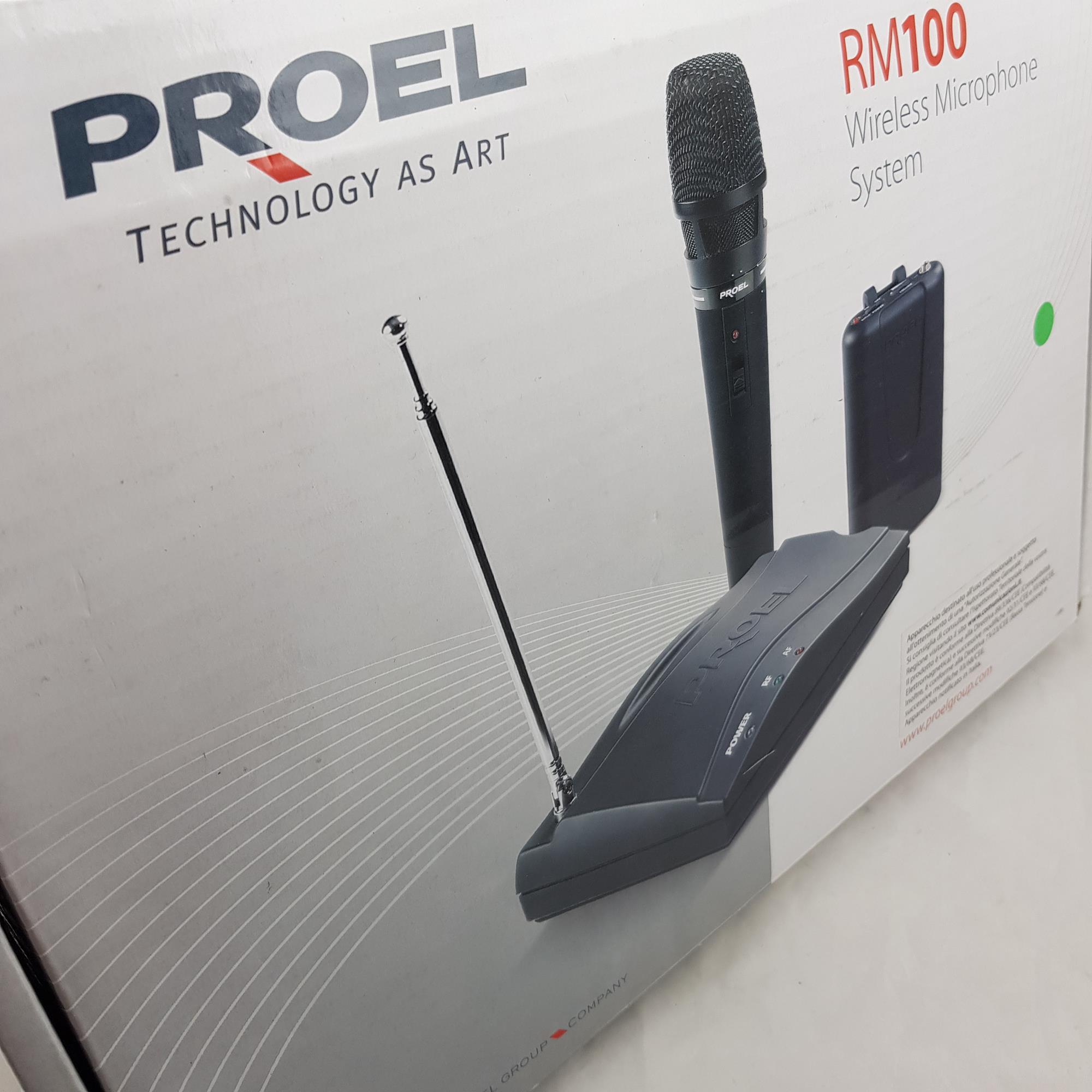 PROEL RM10 RADIO ARCHETTO