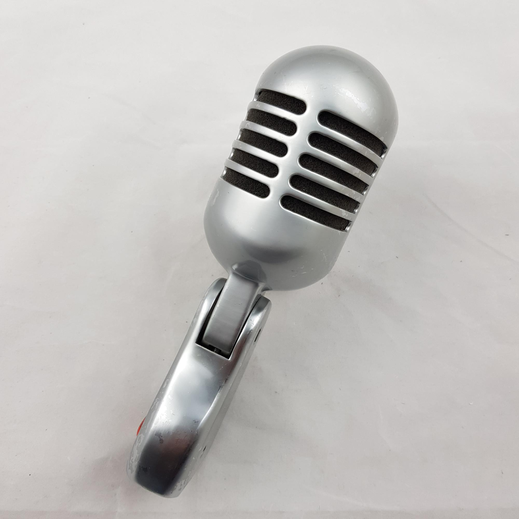 STAGG SDM007 50 VINTAGE STYLE VOICE MICROPHONE