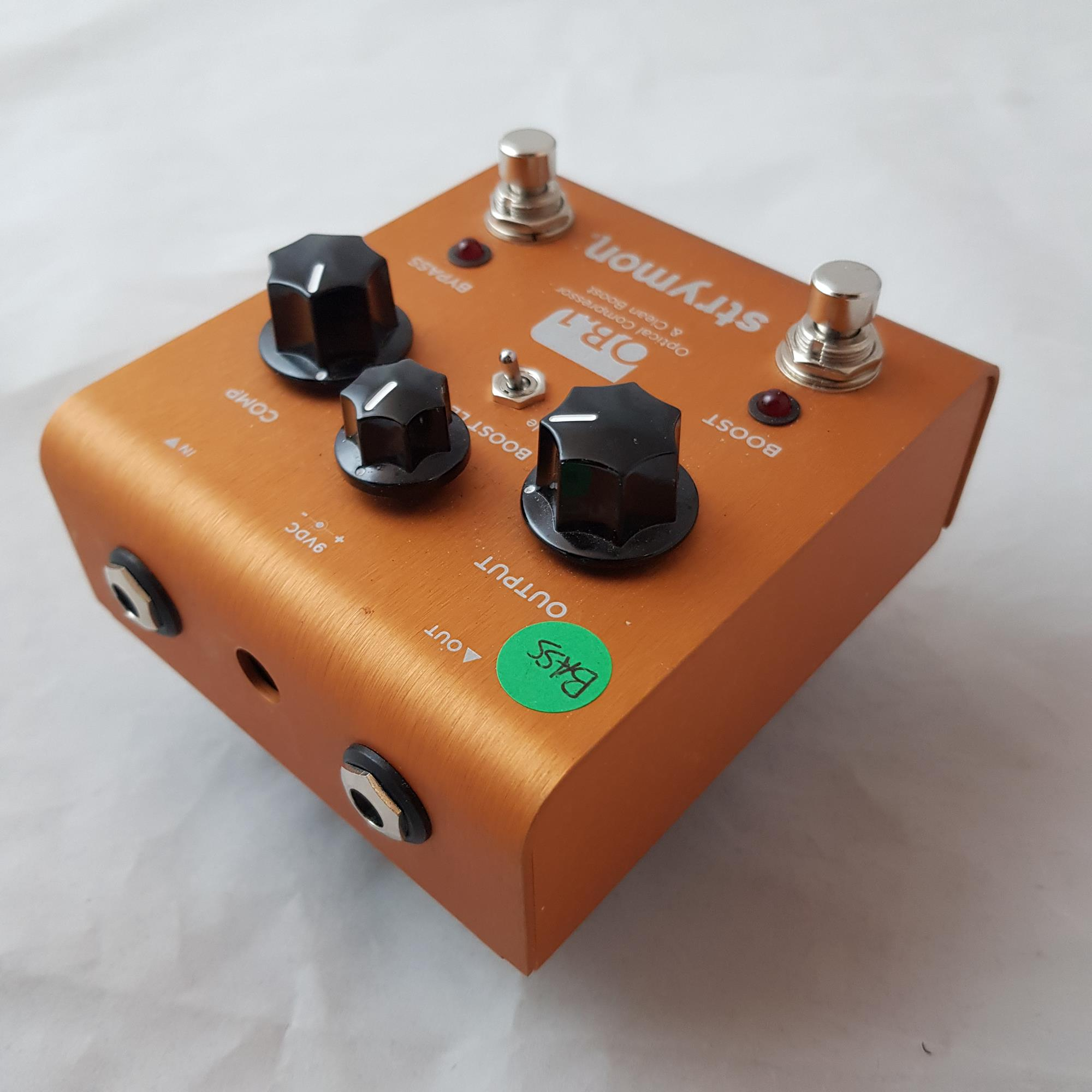 STRYMON OB1 BASS MOD COMP AND BOOST