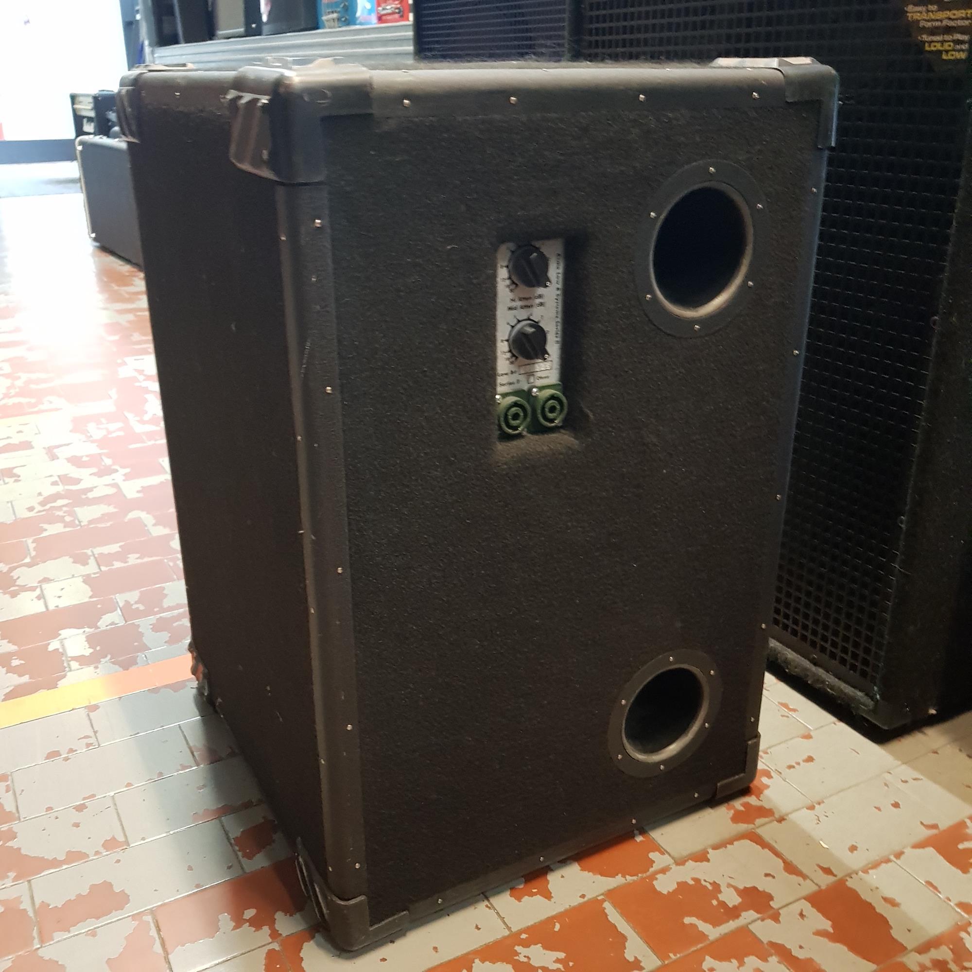 ACME LOW B2 BASS CABINET 210 2X10    4 OHM