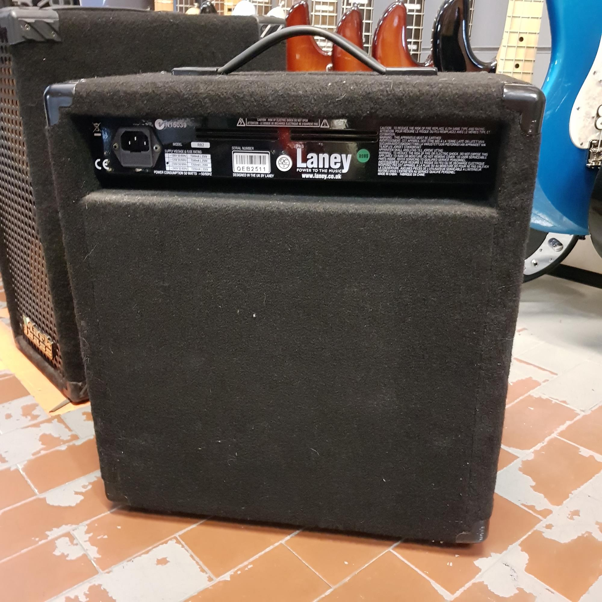 LANEY RB 2 BASS COMBO