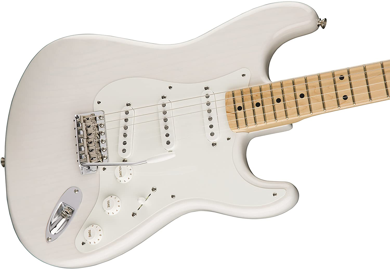 FENDER American Original 50 s Stratocaster MN White blonde 0110112801
