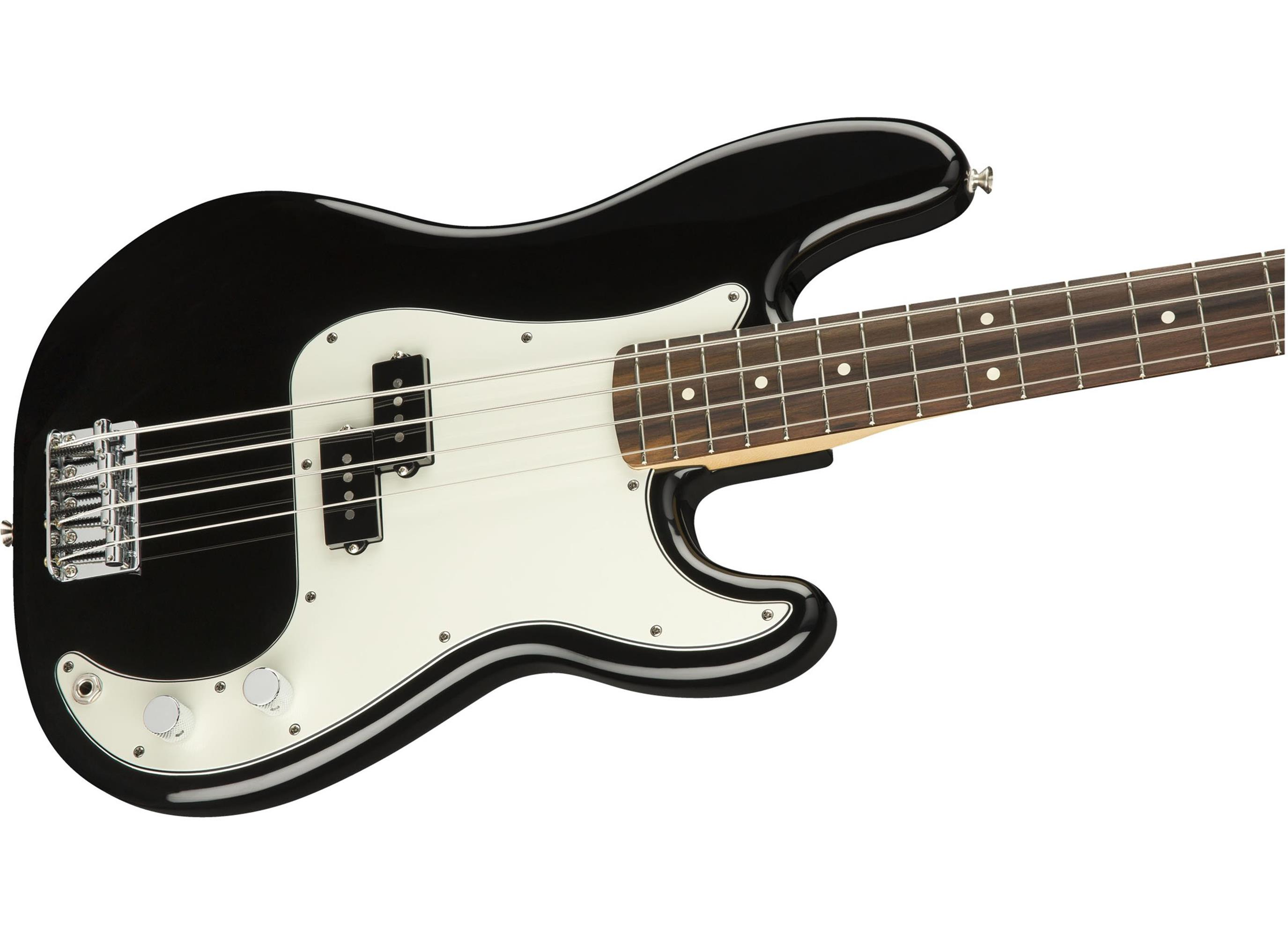 FENDER Player Precision Bass PF Black 0149803506