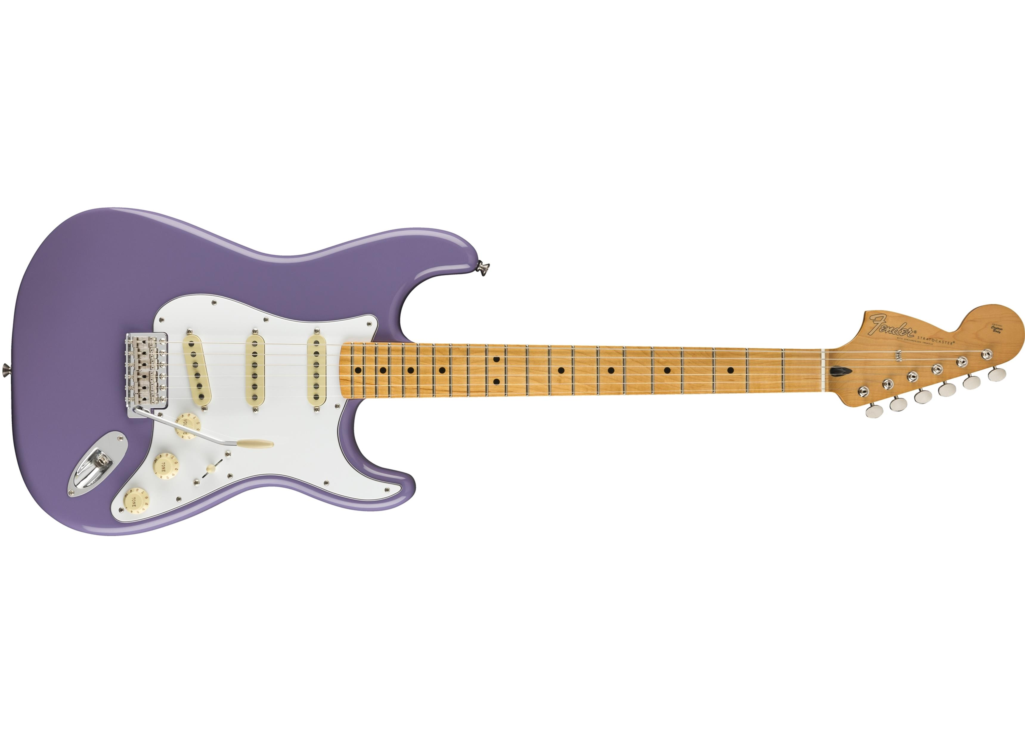 FENDER Jimi Hendrix Stratocaster MN Ultra Violet  0145802326